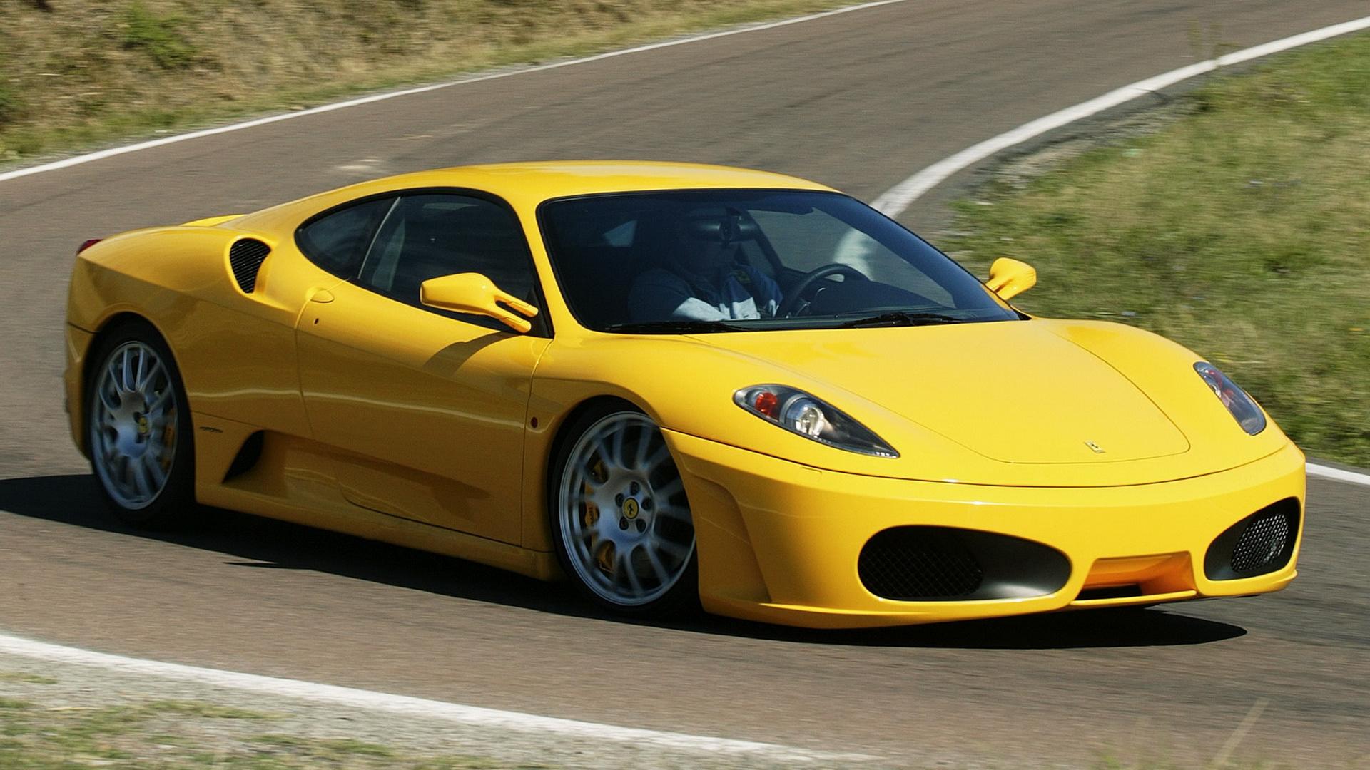 Ferrari F430 2004 Wallpapers And Hd Images Car Pixel