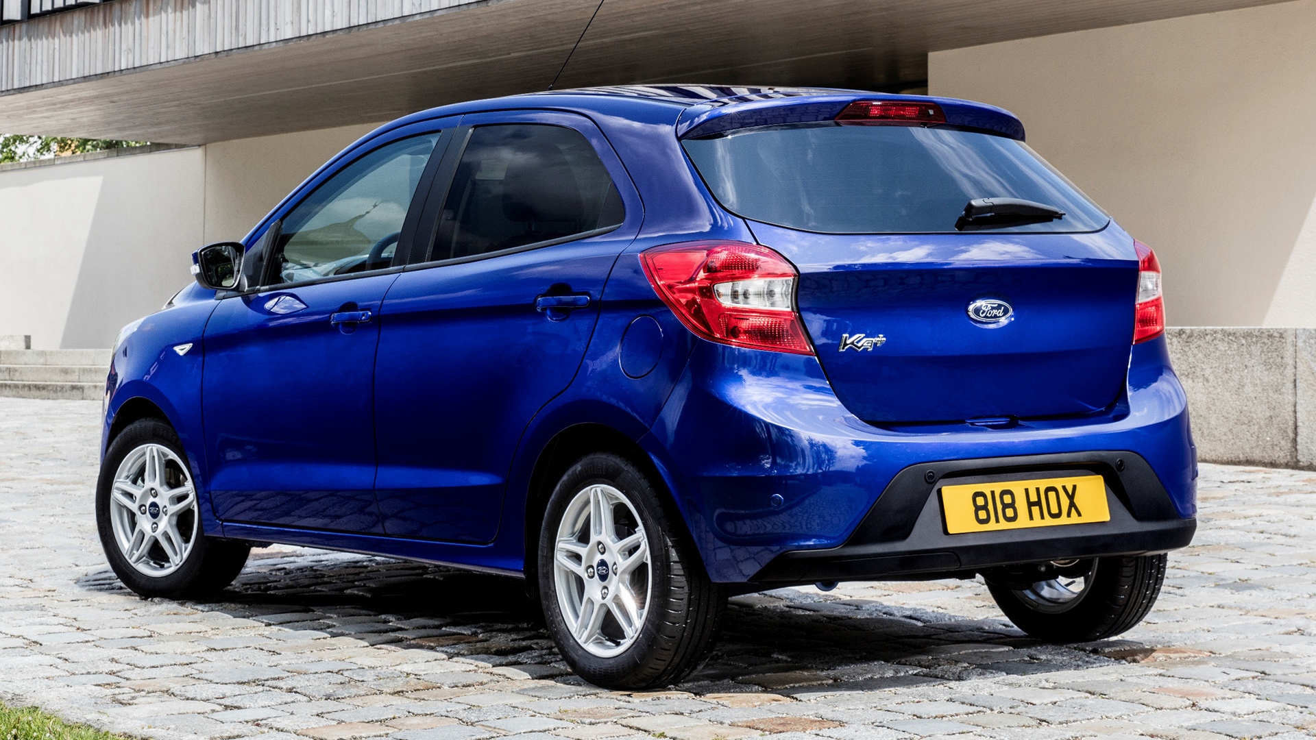 2016 Ford Ka+ - Wallpapers and HD Images   Car Pixel