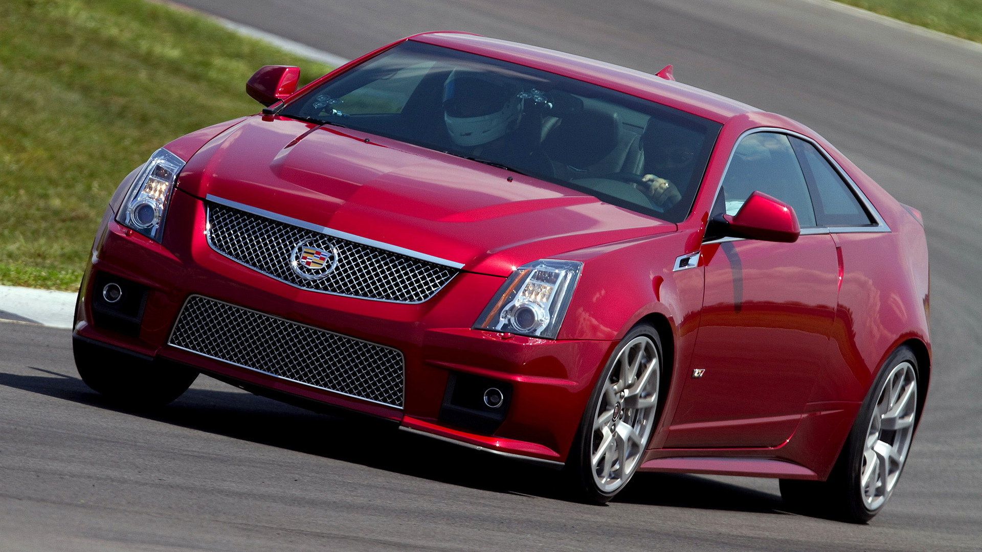 Cadillac Cts V Coupe 2010 Wallpapers And Hd Images Car Pixel