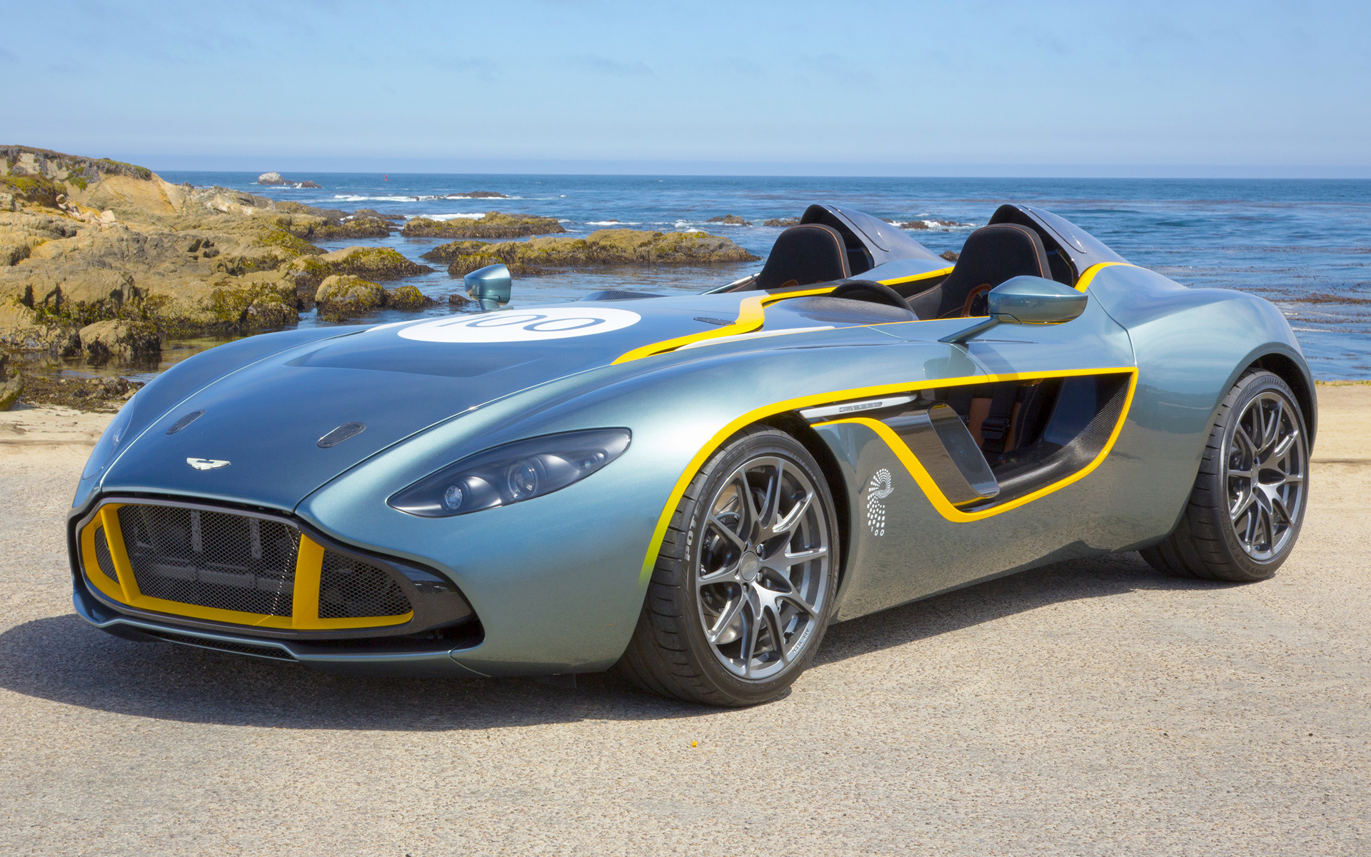 2013 Aston Martin Cc100 Speedster Concept Wallpapers And Hd Images Car Pixel