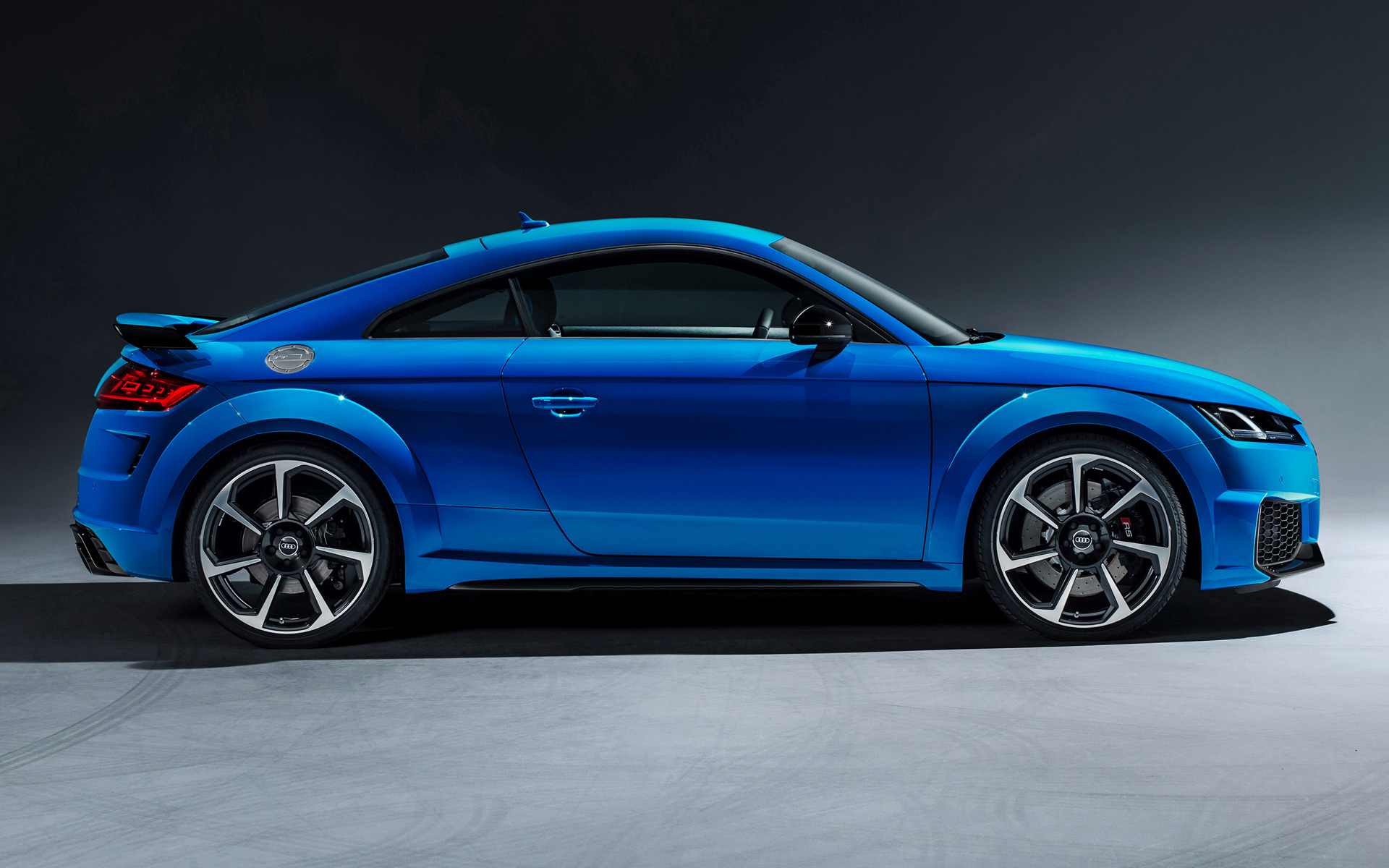 2019 audi tt rs coupe wallpapers and hd images car pixel. Black Bedroom Furniture Sets. Home Design Ideas
