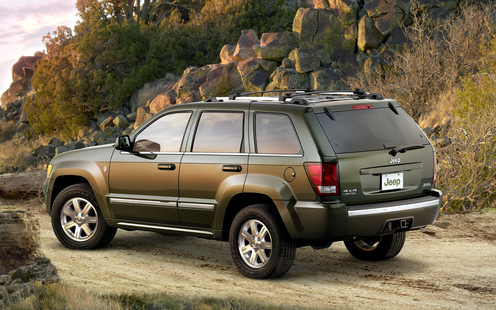 grand cherokee jeep 2008 wallpapers ws hd
