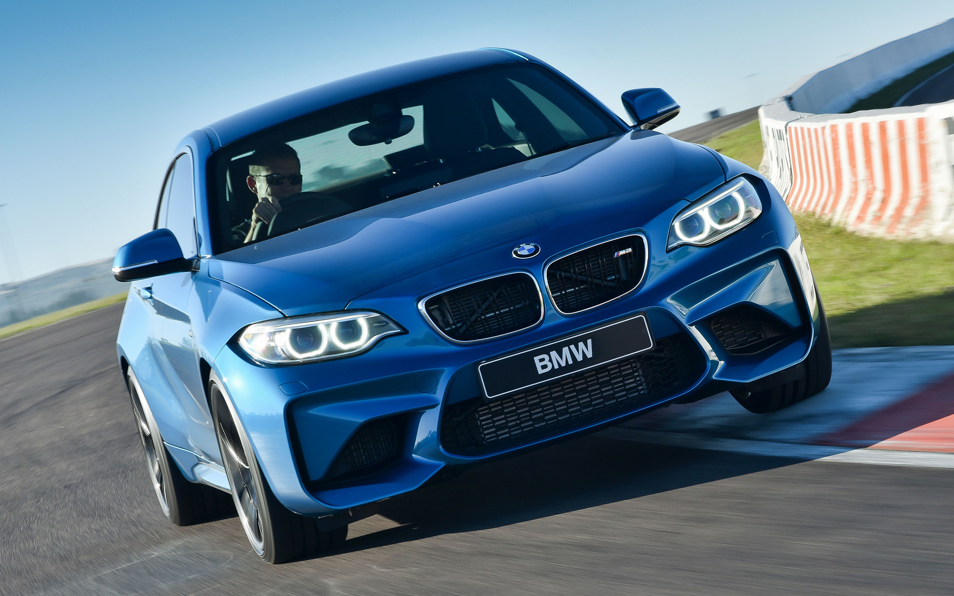 Bmw M2 Coupe 2016 Za Wallpapers And Hd Images Car Pixel 43900 Wide 85
