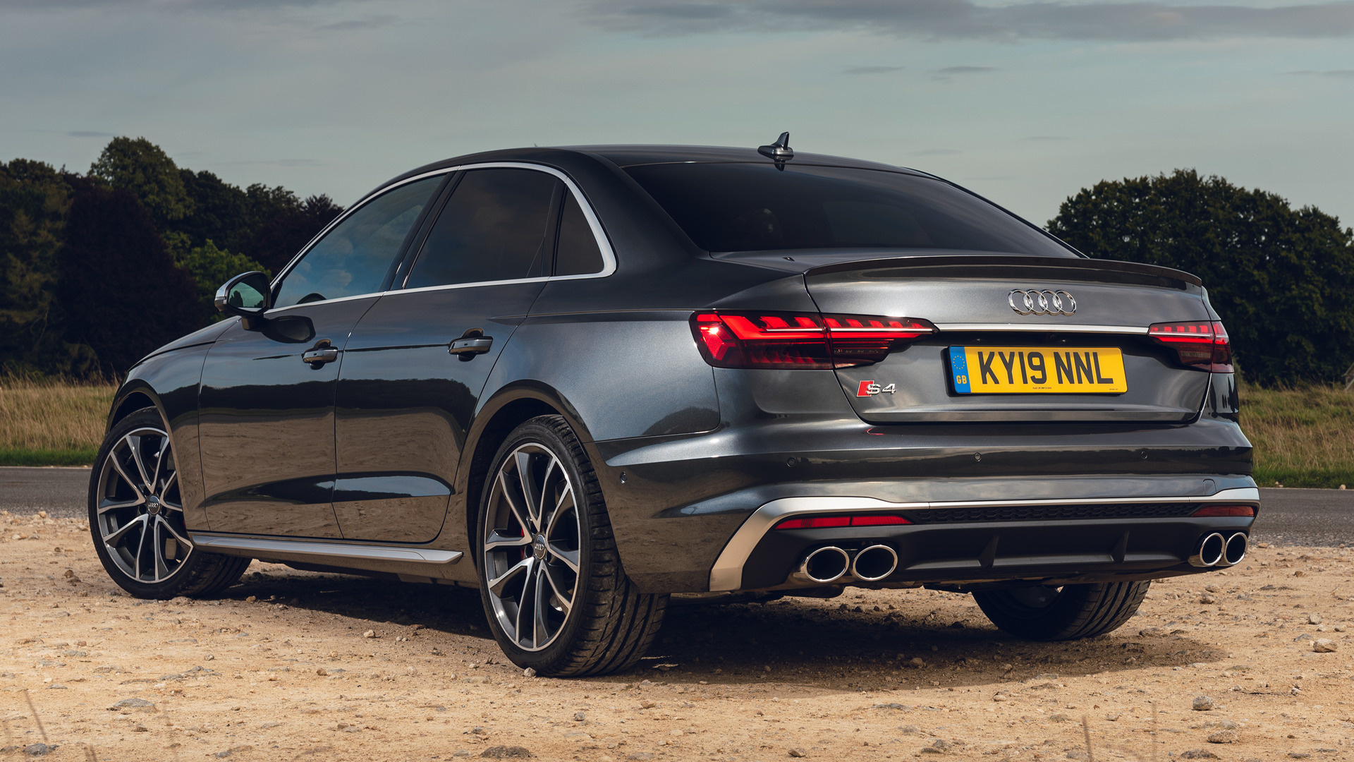 2019 Audi S4 Saloon (UK) - Wallpapers and HD Images | Car ...