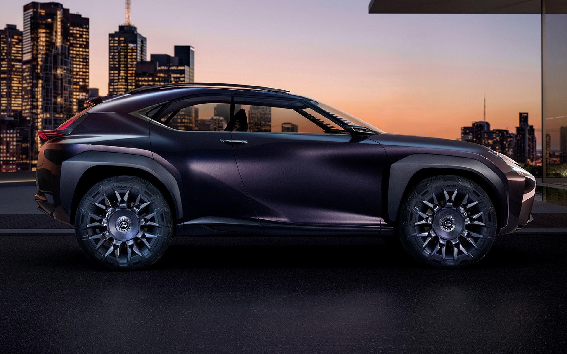 Lexus UX Concept (2016) Wallpapers and HD Images - Car Pixel