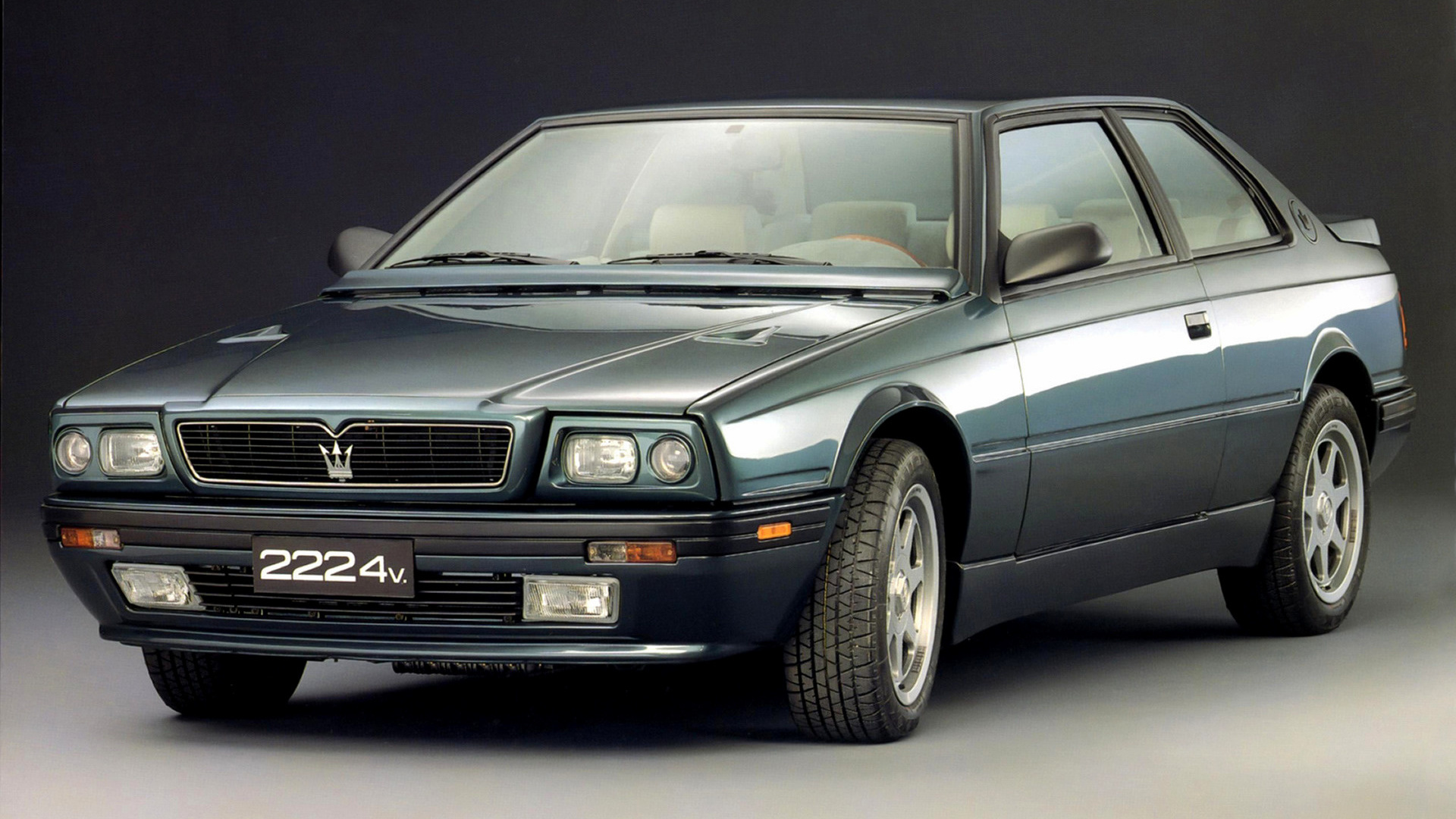 1991 Maserati 222 - Wallpapers and HD Images   Car Pixel
