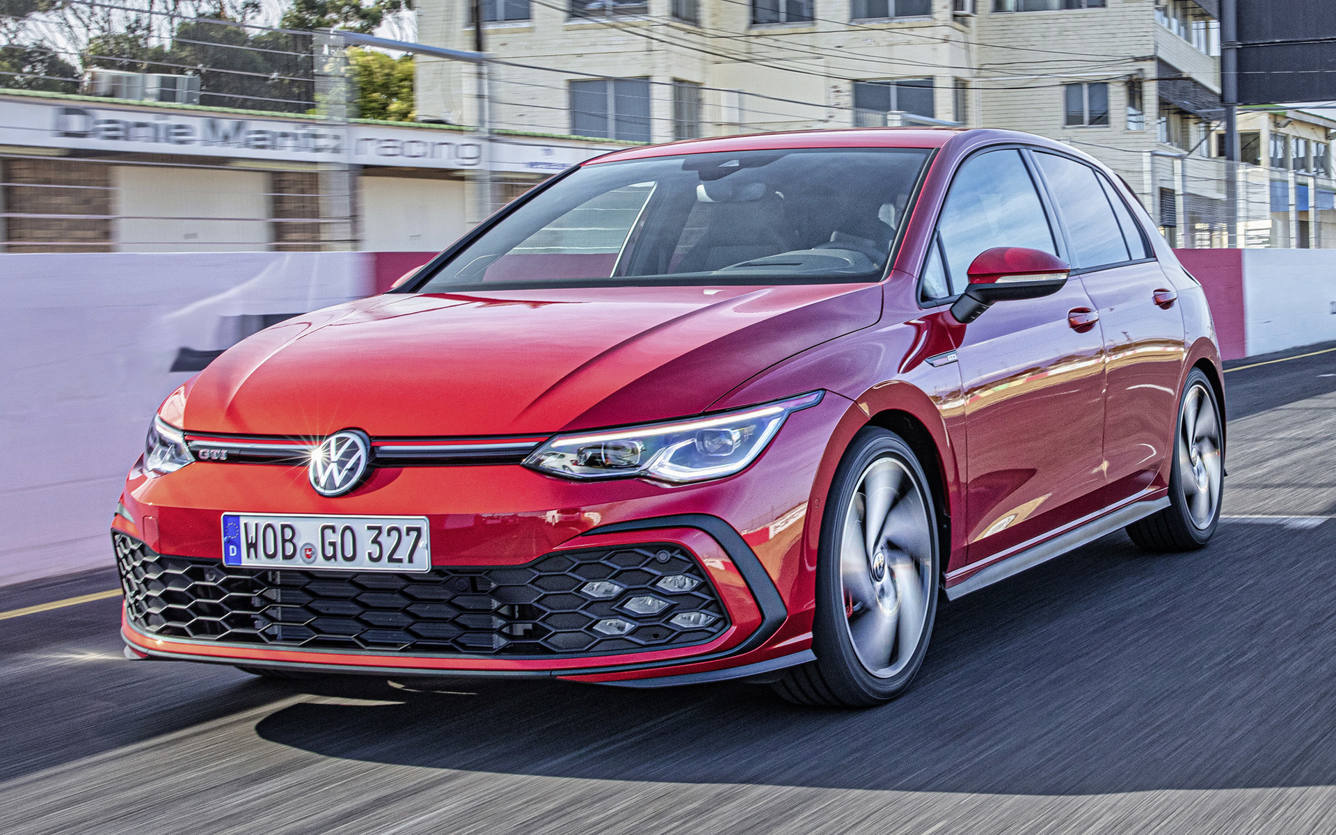 2020 Volkswagen Golf Gti Wallpapers And Hd Images Car Pixel