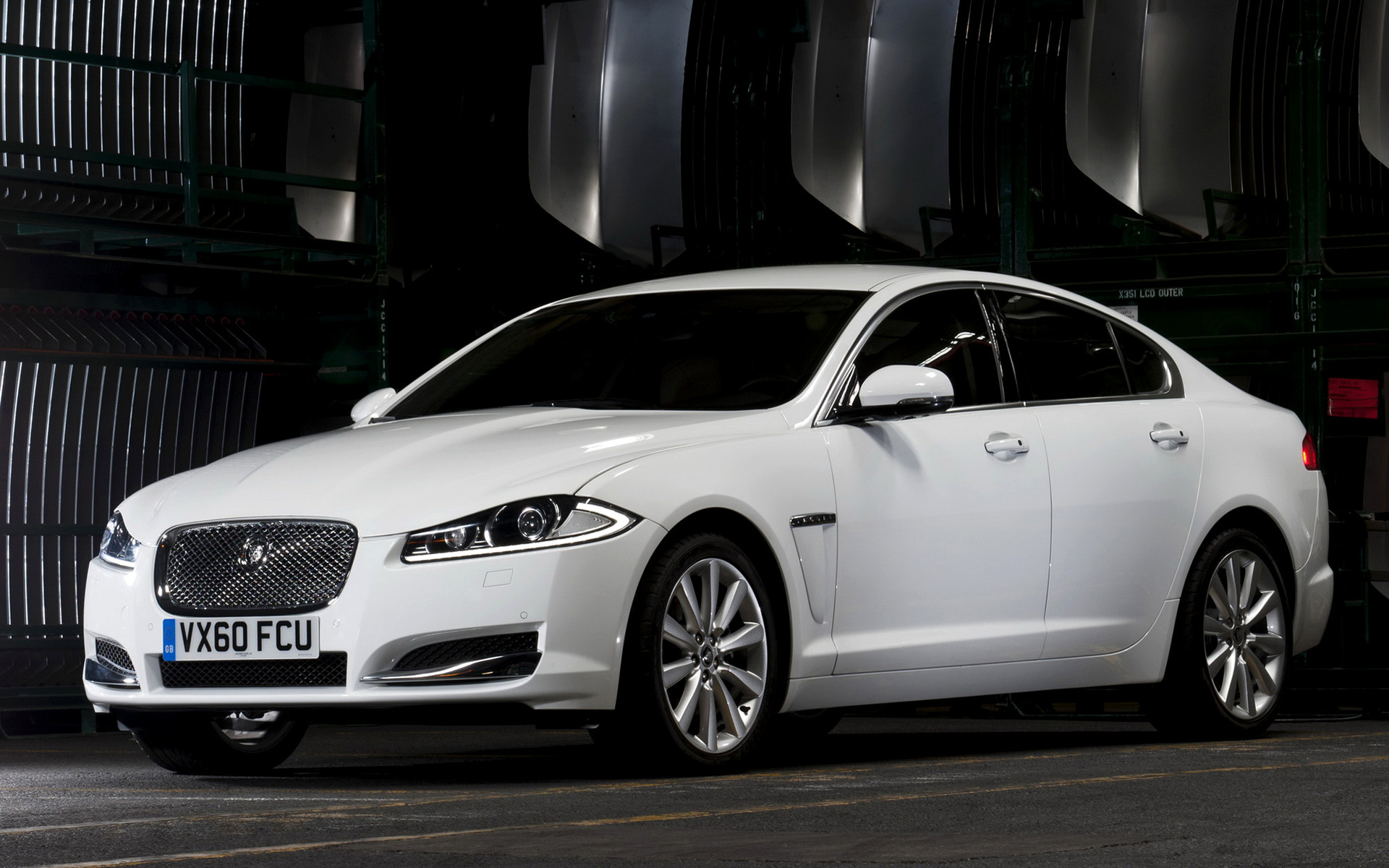 2011 Jaguar Xf Wallpapers And Hd Images Car Pixel