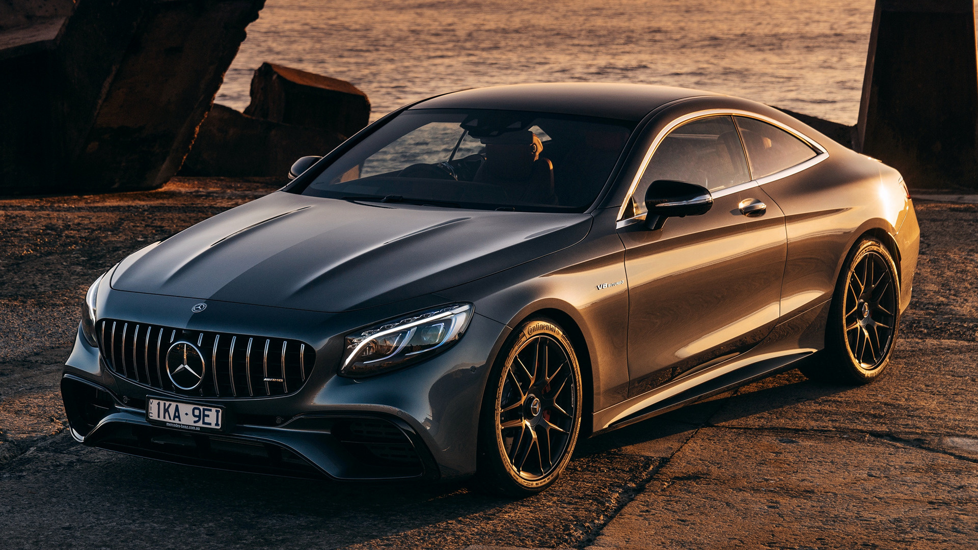 2018 Mercedes-AMG S 63 Coupe (AU) - Wallpapers and HD ...