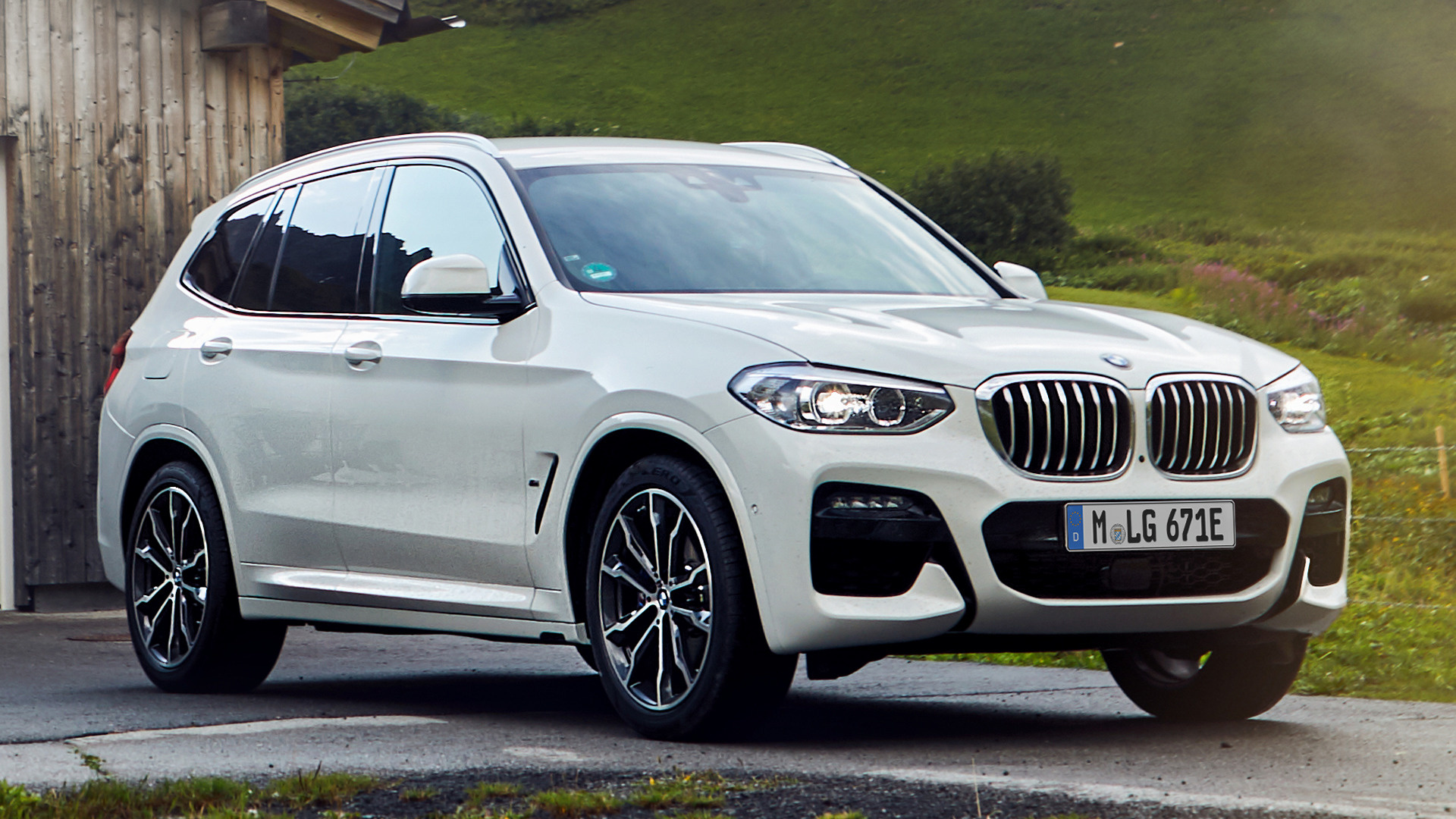 2019 Bmw X3 Plug In Hybrid M Sport Wallpapers And Hd Images Car Pixel