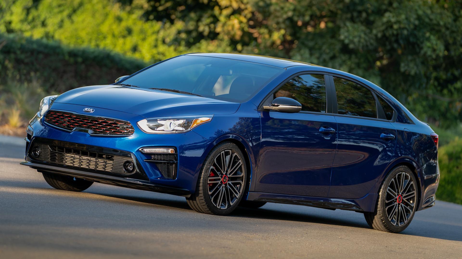 2020 kia forte gt  wallpapers and hd images  car pixel