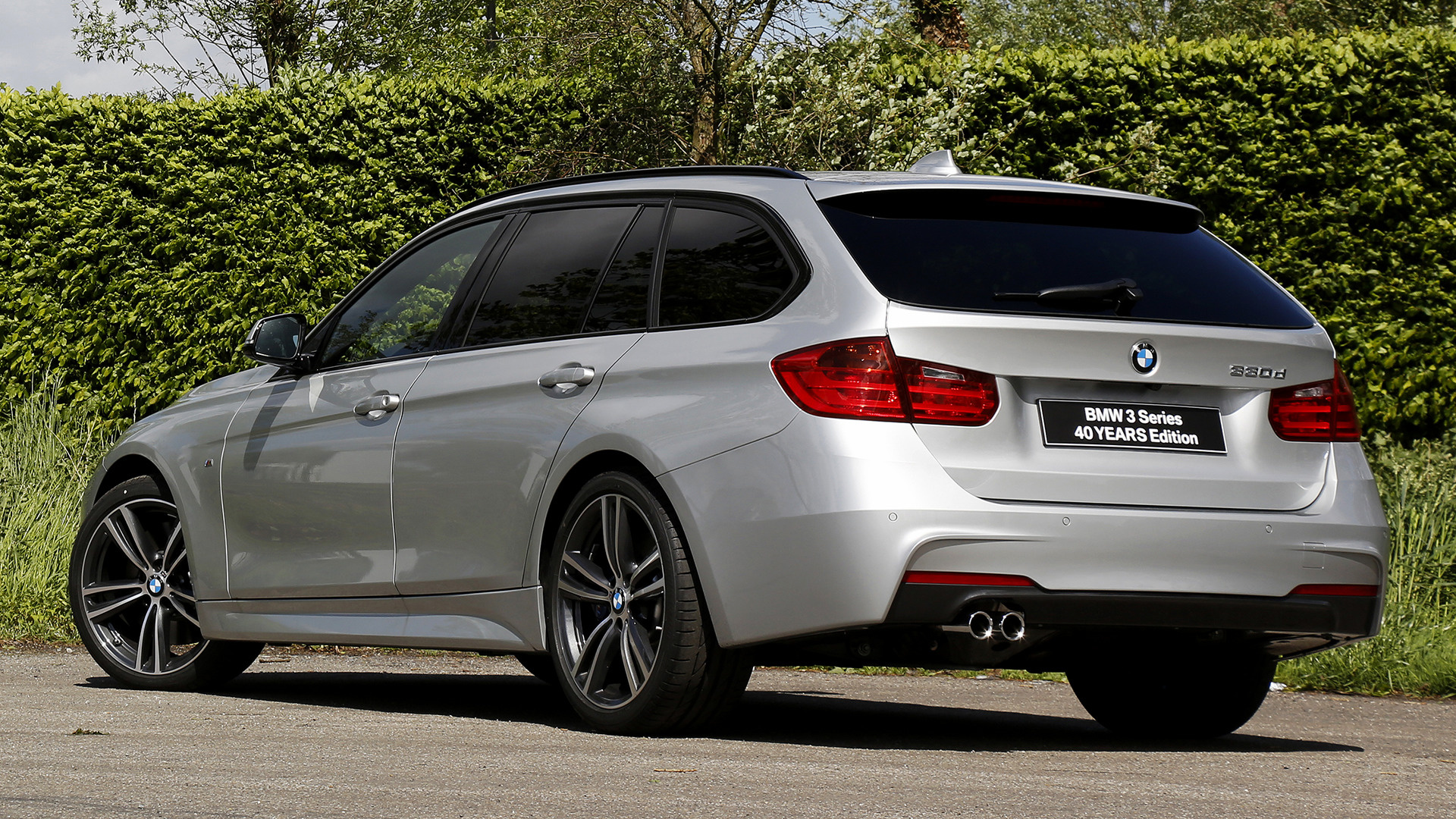 2015 Bmw 3 Series Touring 40 Years Edition Wallpapers
