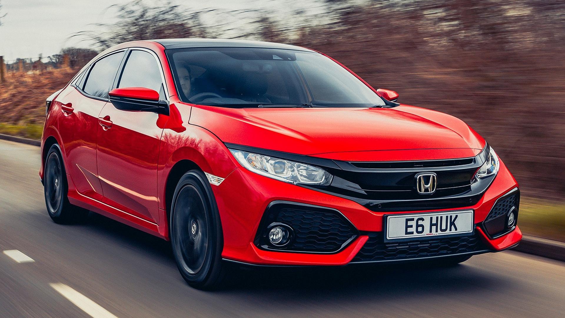 2017 Honda Civic (UK) - Wallpapers and HD Images | Car Pixel