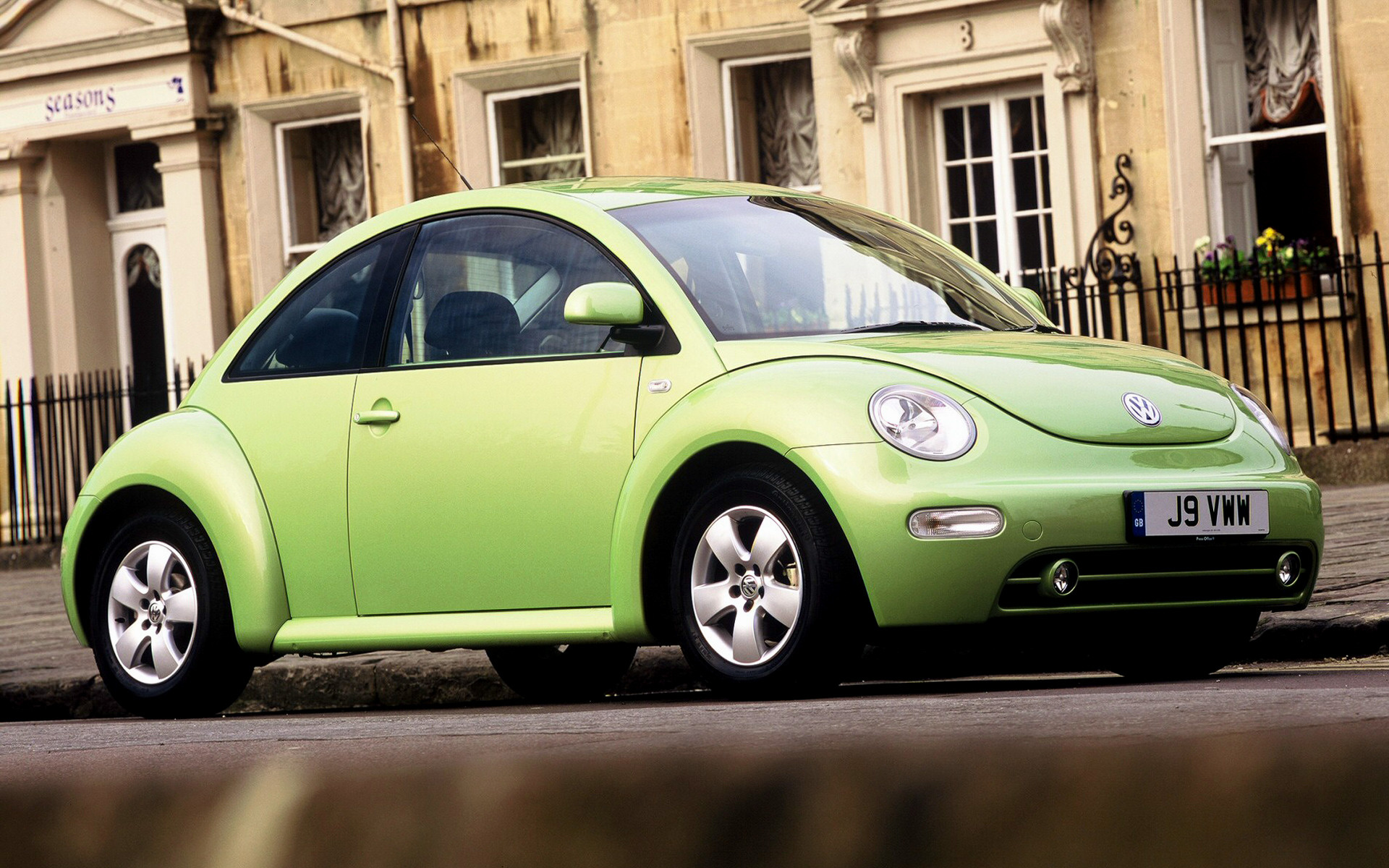 1998 Volkswagen New Beetle (UK) - Wallpapers and HD Images ...