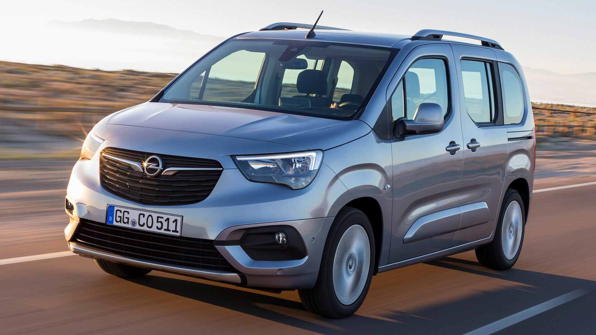 2018 opel combo life wallpapers and hd images car pixel. Black Bedroom Furniture Sets. Home Design Ideas