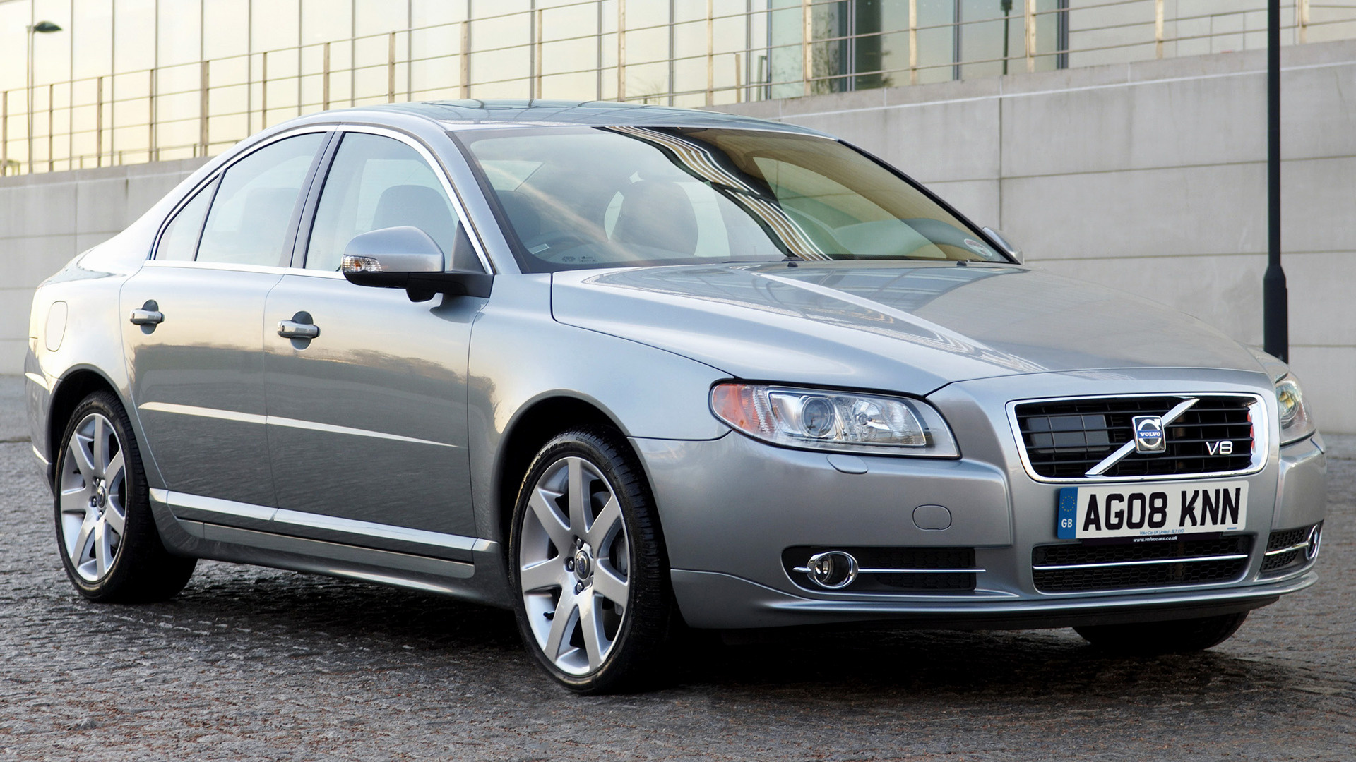 2007 volvo s80 v8 uk wallpapers and hd images car pixel. Black Bedroom Furniture Sets. Home Design Ideas
