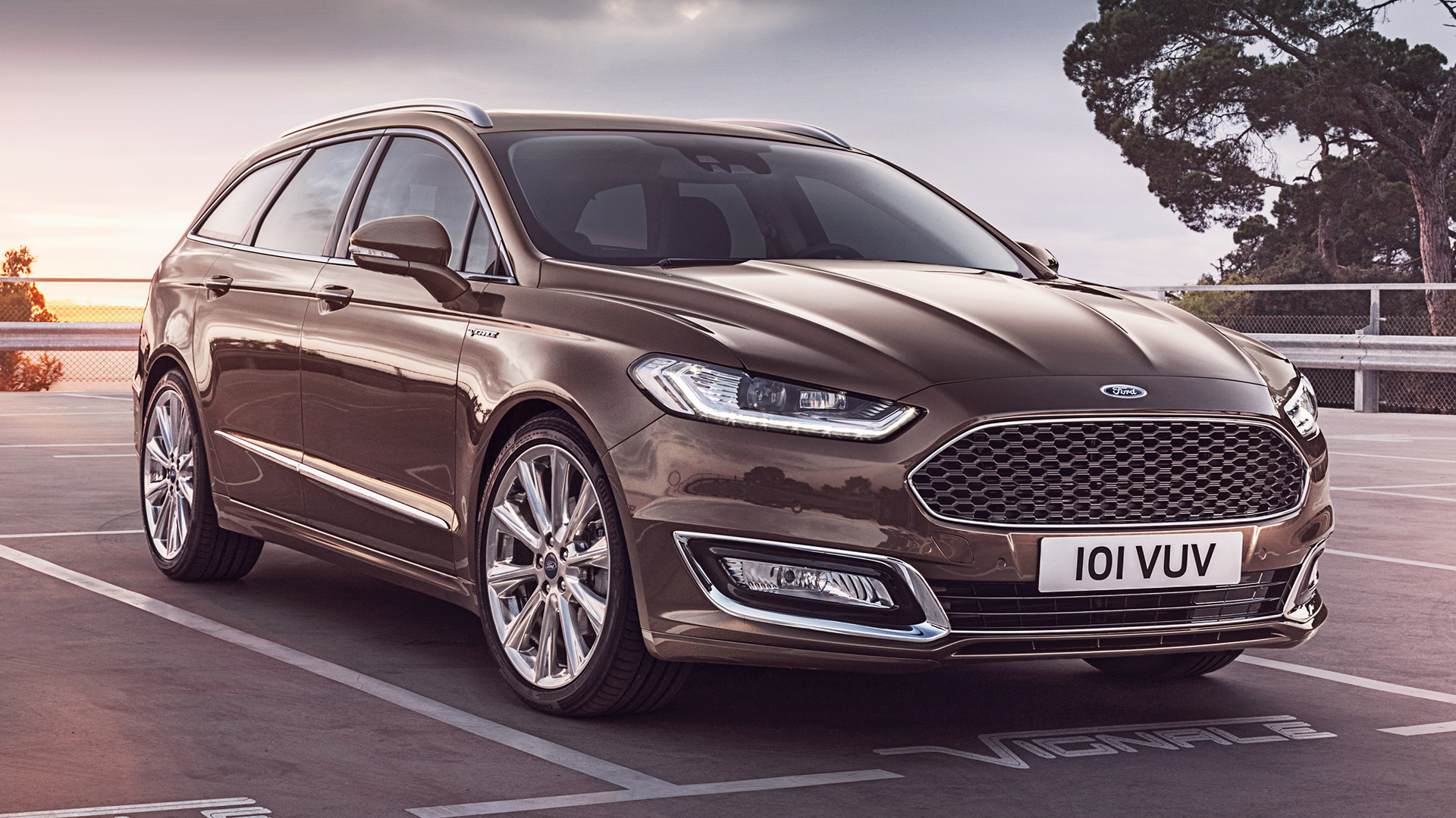 2015 Ford Vignale Mondeo Turnier - Wallpapers and HD ...