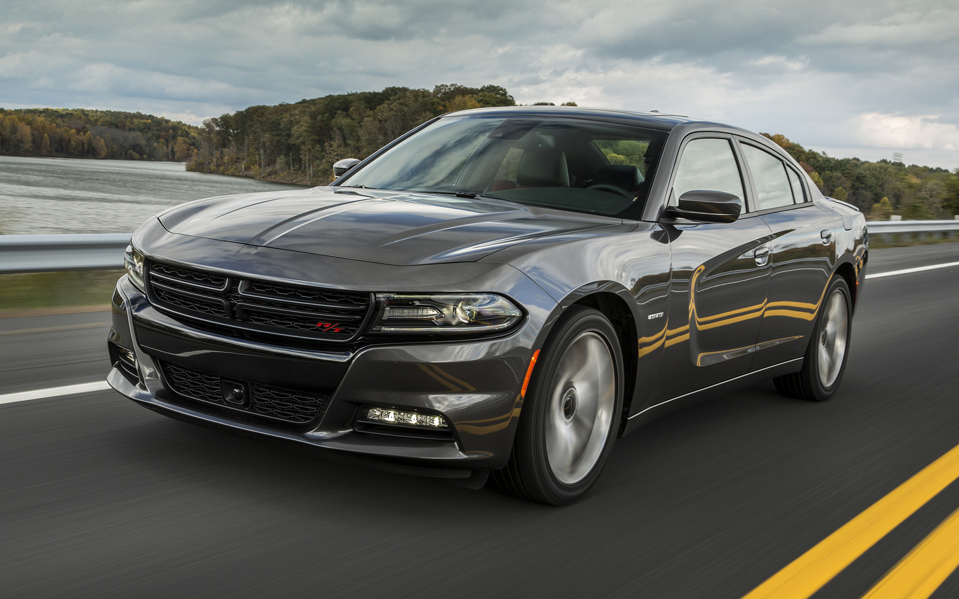 Dodge Charger R T Road & Track 2015 Wallpapers and HD Car