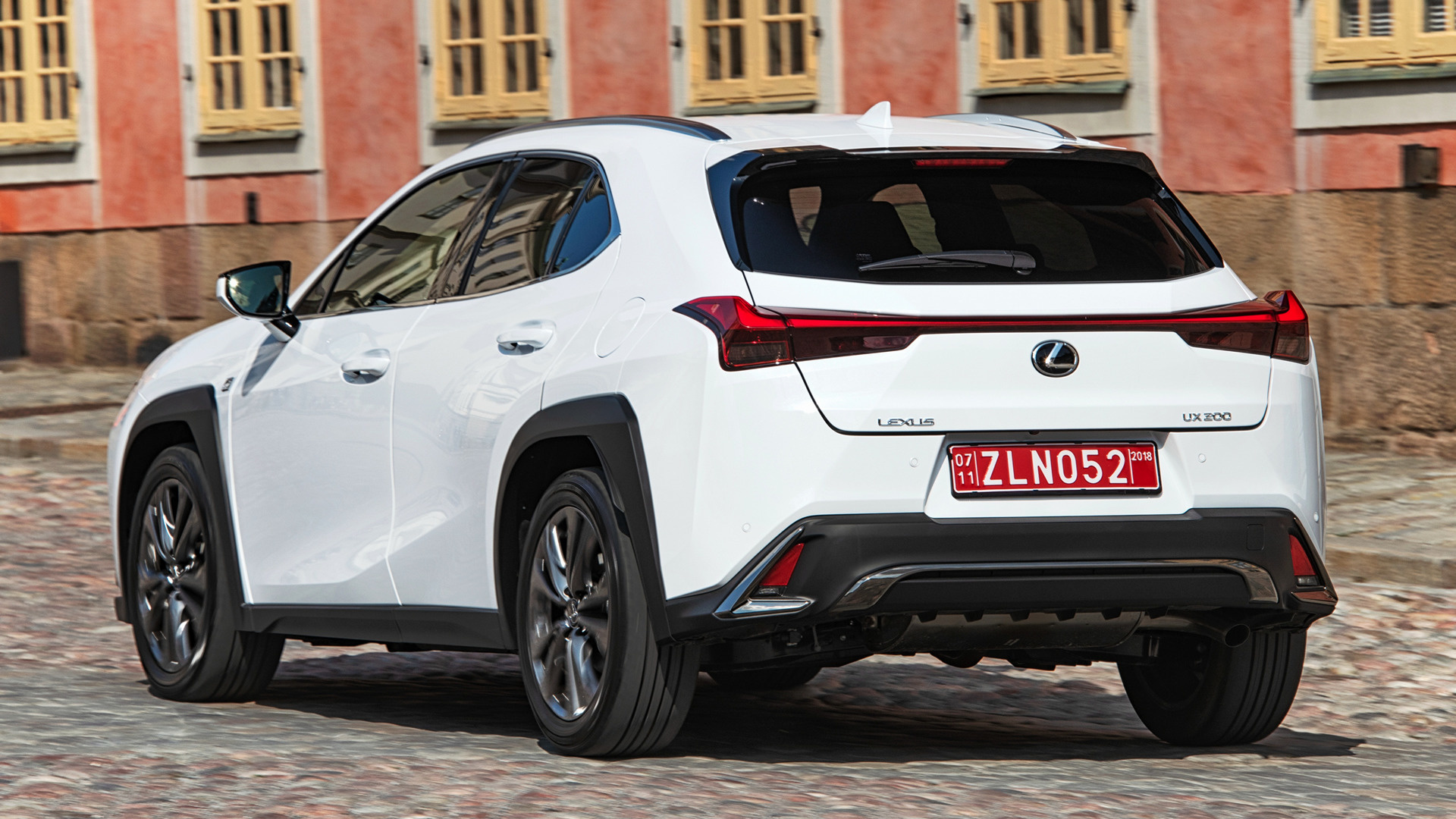 Mazda 3 Sport >> 2018 Lexus UX F Sport - Wallpapers and HD Images | Car Pixel