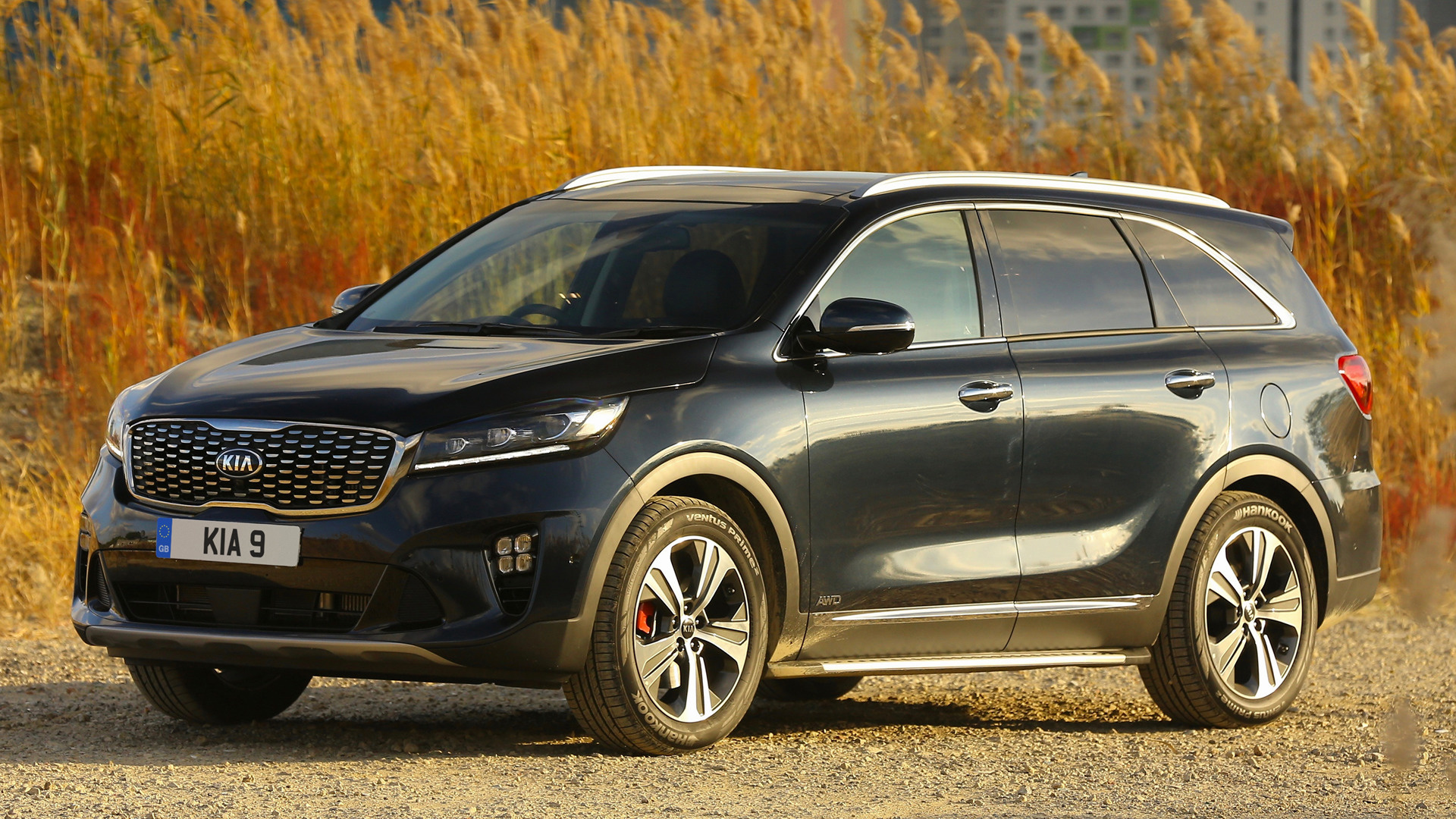 2018 kia sorento gt line uk wallpapers and hd images. Black Bedroom Furniture Sets. Home Design Ideas