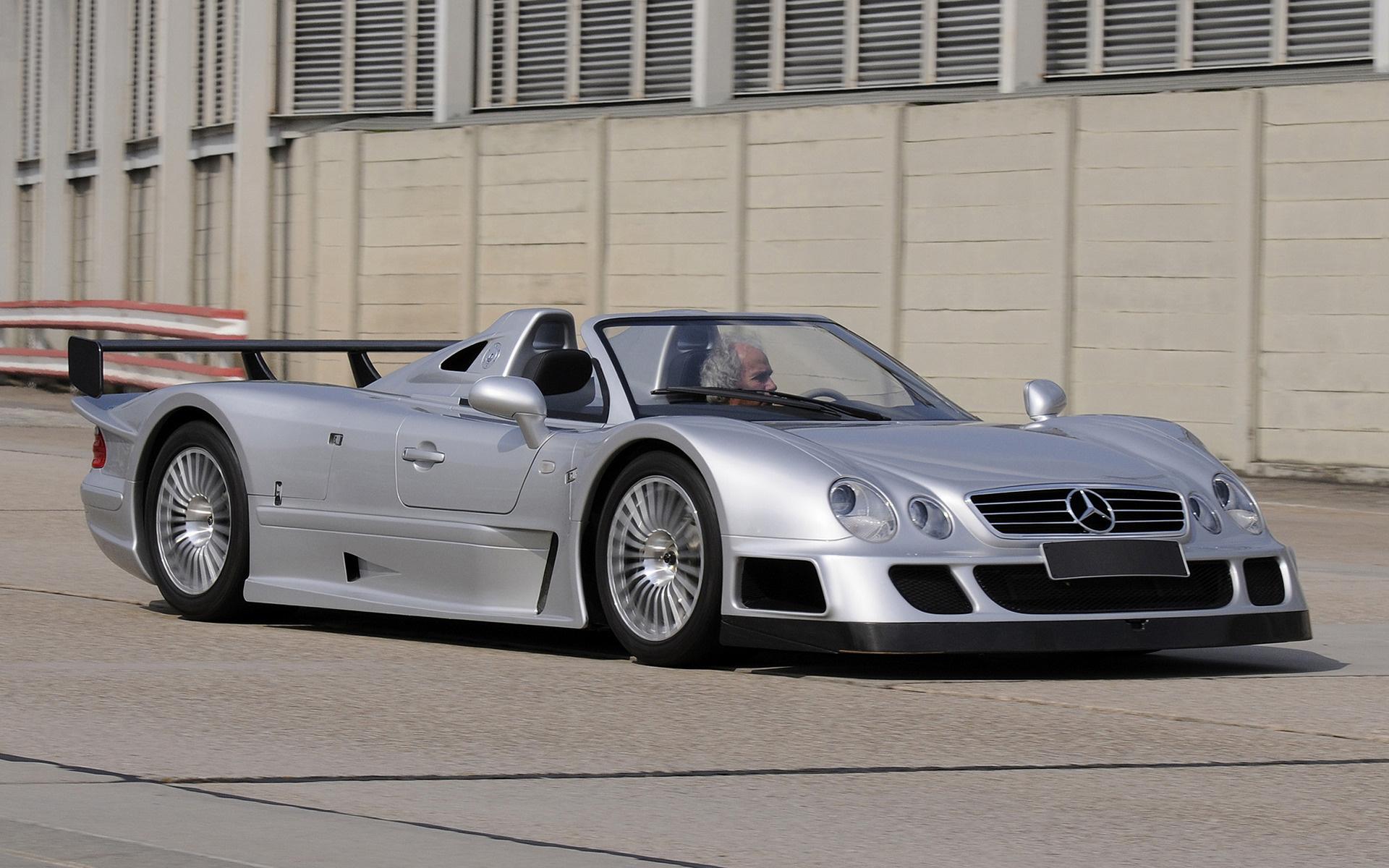 Mercedes Benz Amg >> Mercedes-Benz CLK GTR Roadster (1998) Wallpapers and HD Images - Car Pixel