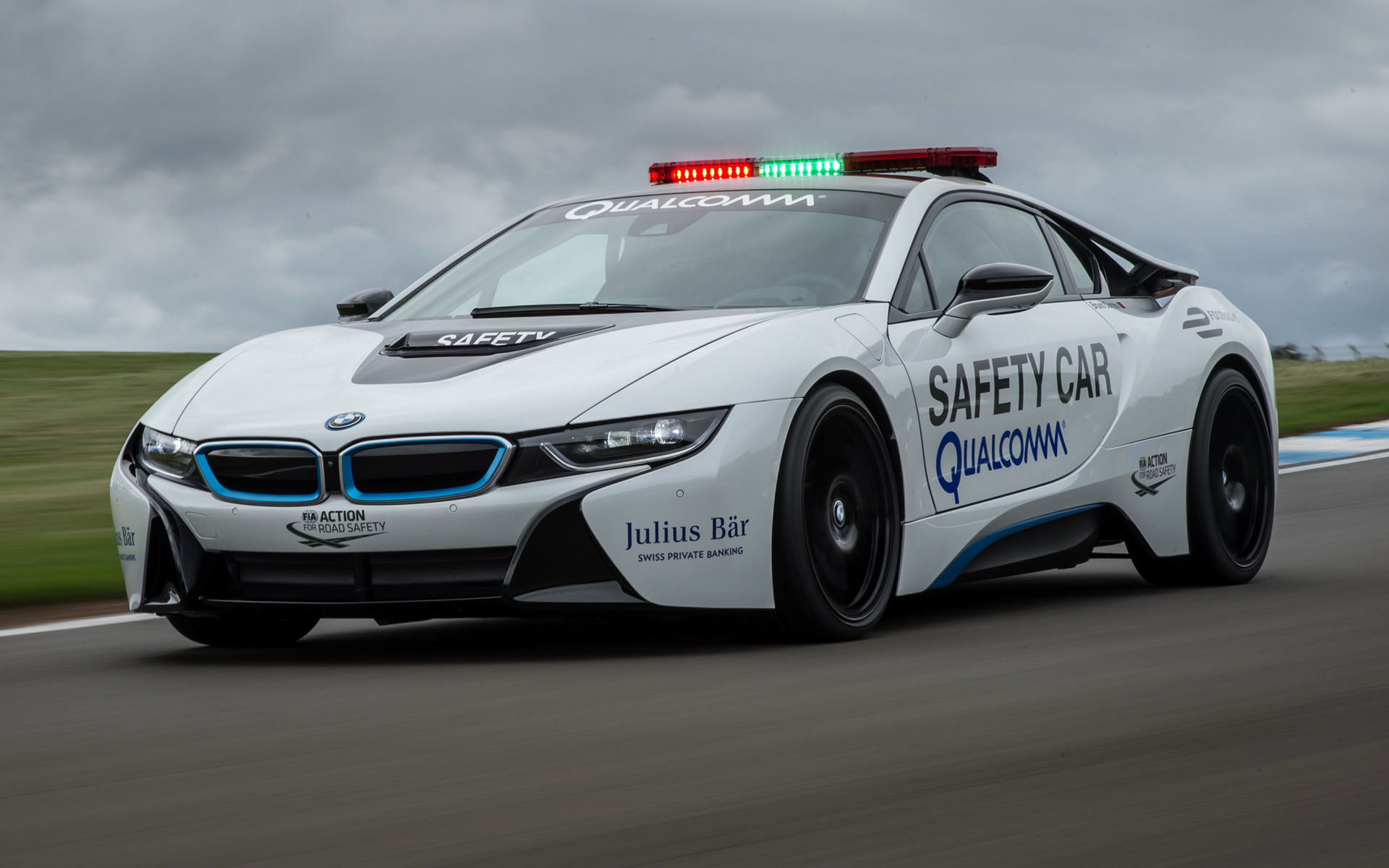 2014 Bmw I8 Formula E Safety Car Wallpapers And Hd