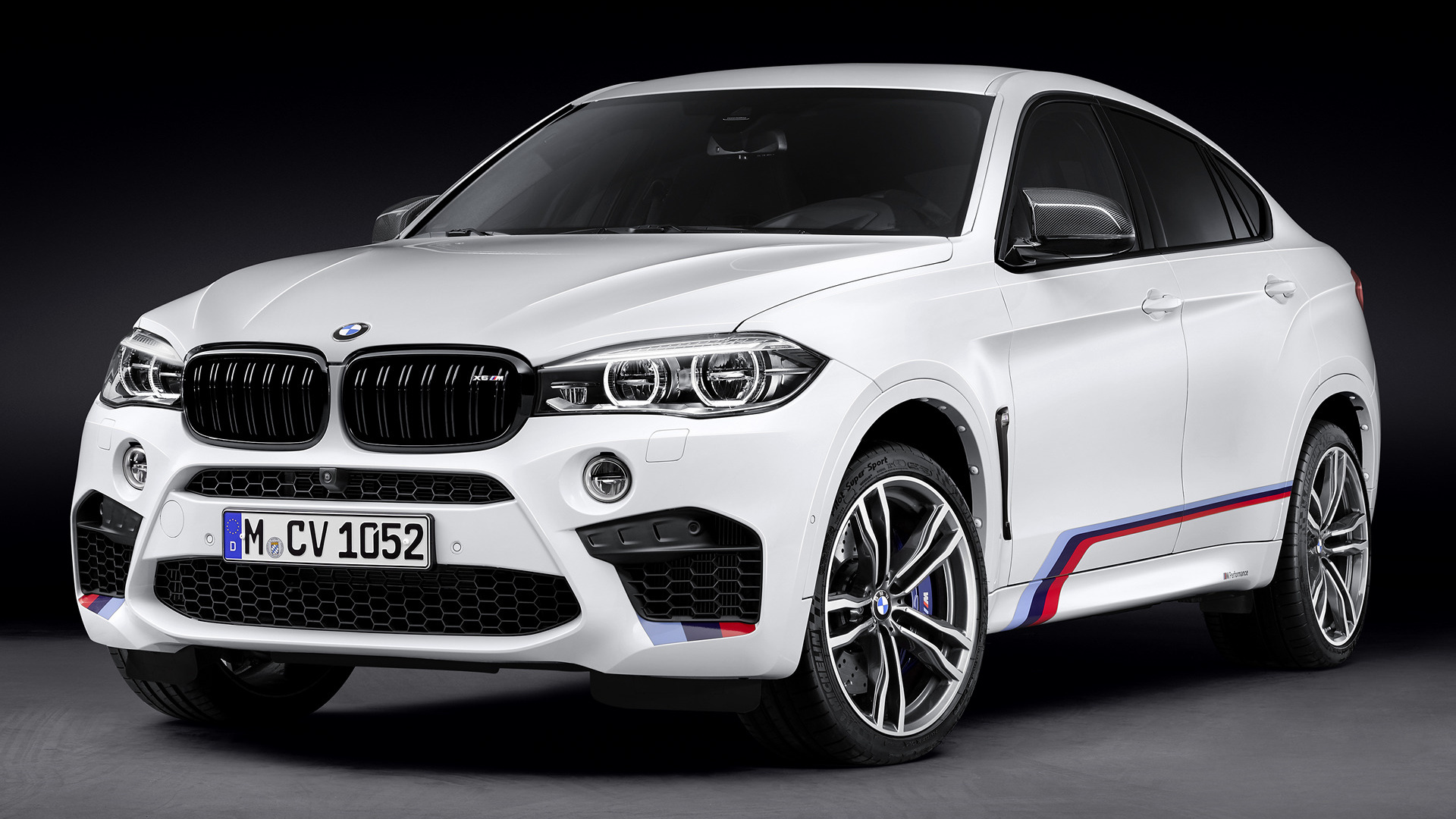 Bmw X6 M With M Performance Parts 2015 Wallpapers And Hd Images