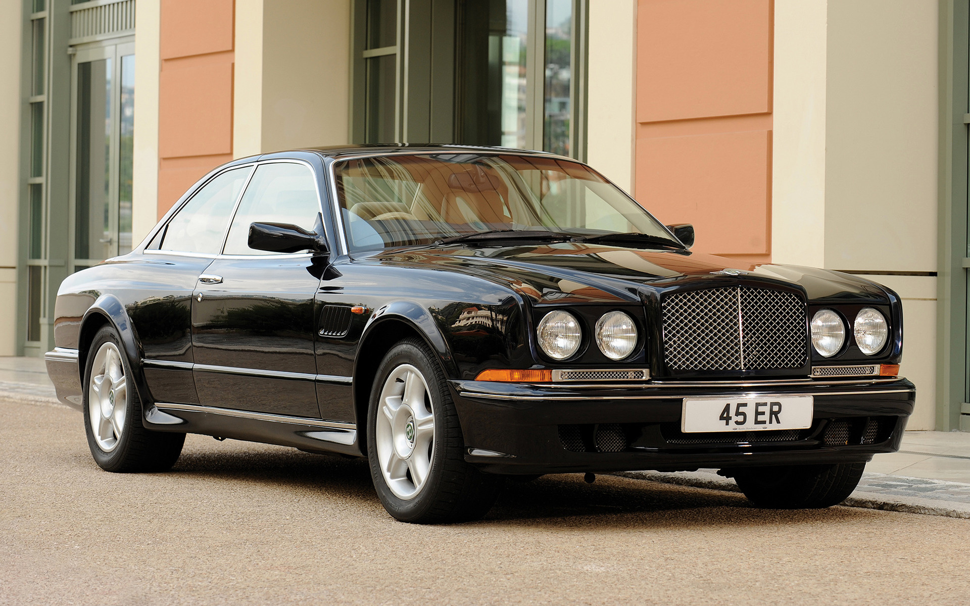 Bentley Continental R Mulliner (1999) UK Wallpapers and HD ...