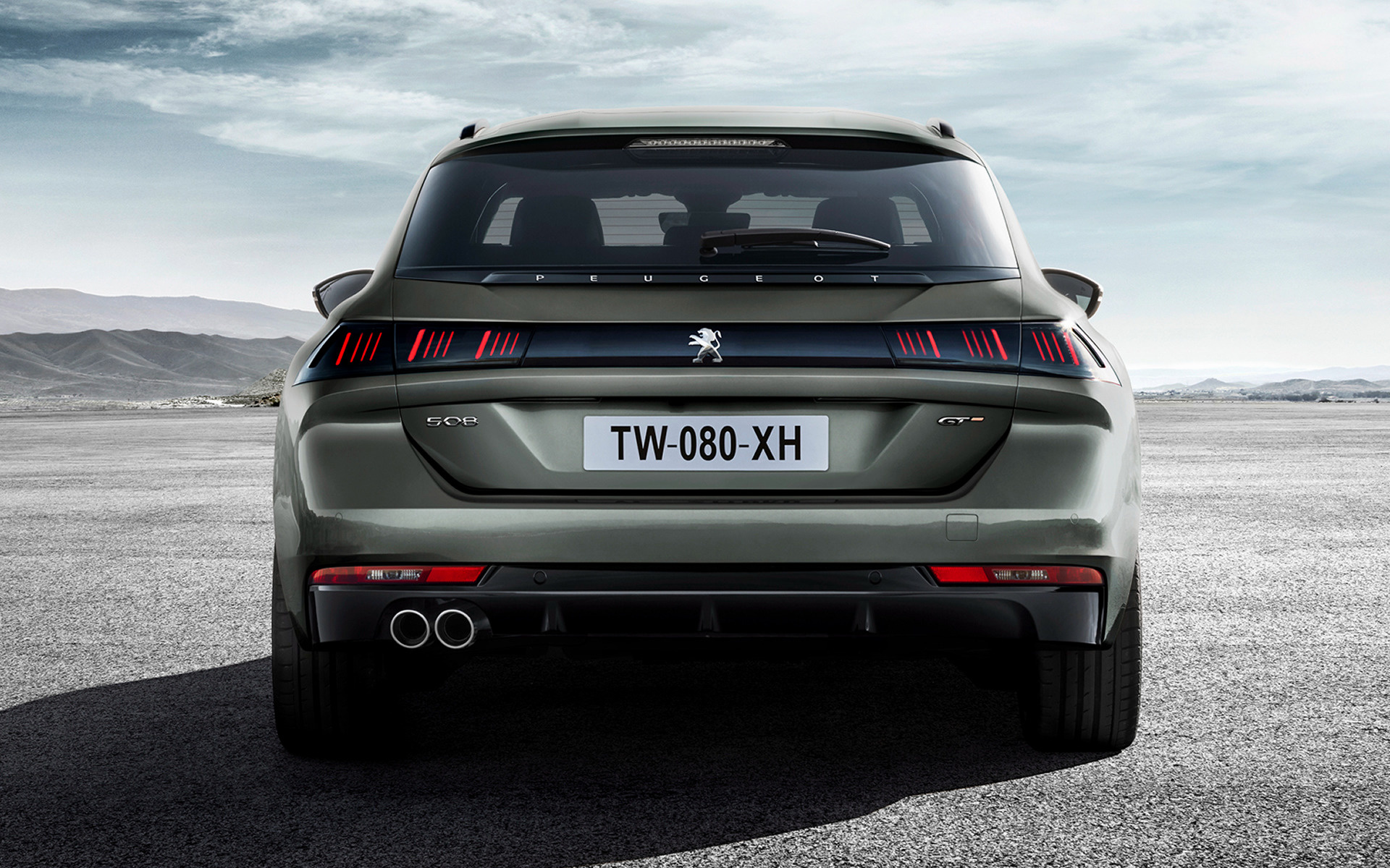 2018 Peugeot 508 SW GT - Wallpapers and HD Images | Car Pixel