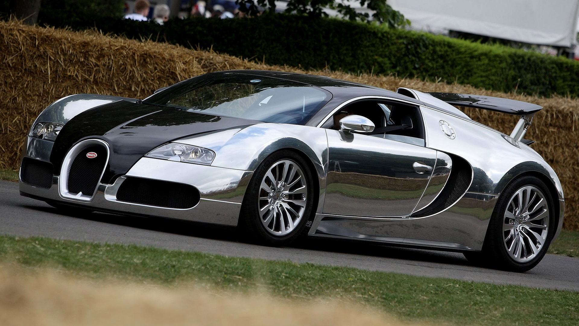 2007 Bugatti Veyron Pur Sang Wallpapers And Hd Images