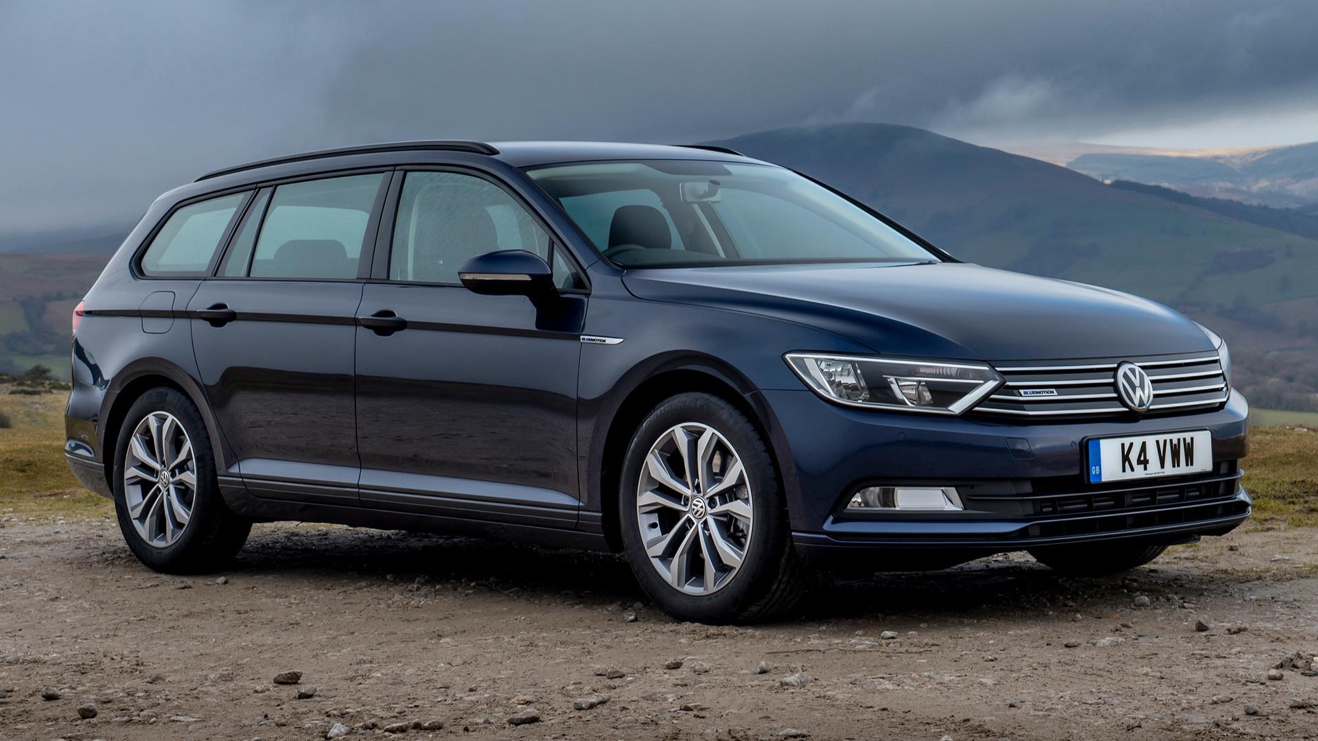 2015 Volkswagen Passat Estate Uk Fondos De Pantalla E Imagenes En Hd Car Pixel