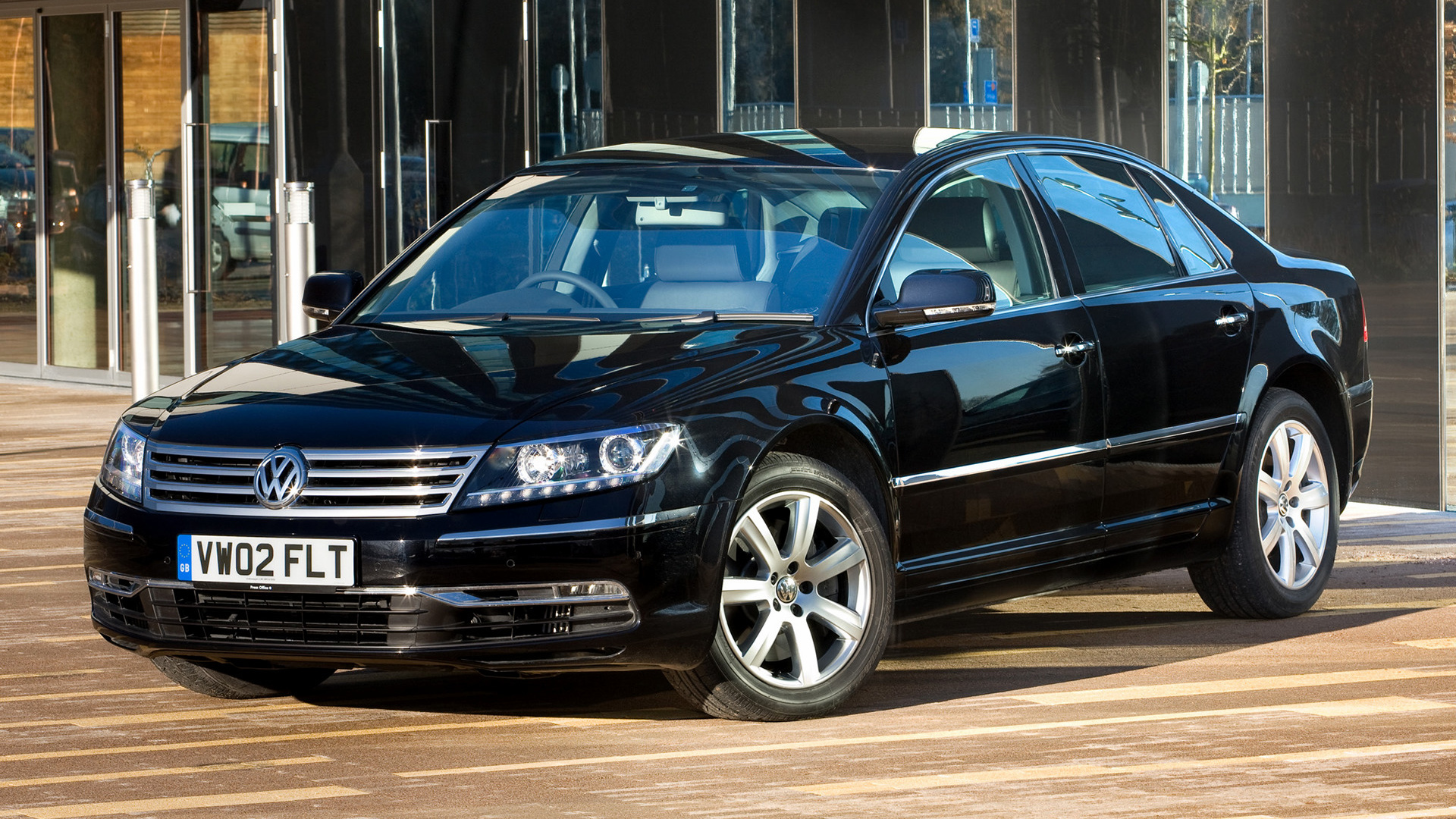 2010 Volkswagen Phaeton (UK) - Wallpapers and HD Images ...