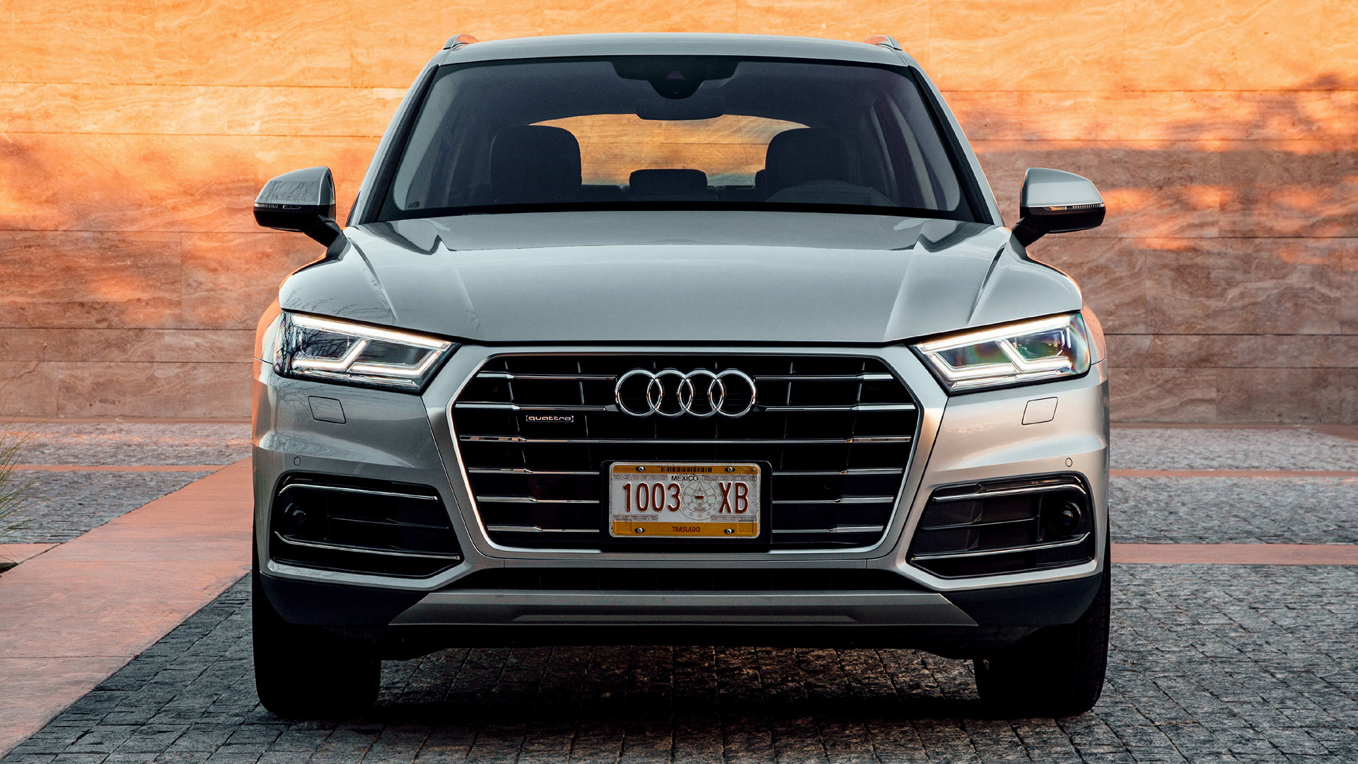 audi q5 2018 us wallpapers and hd images car pixel. Black Bedroom Furniture Sets. Home Design Ideas