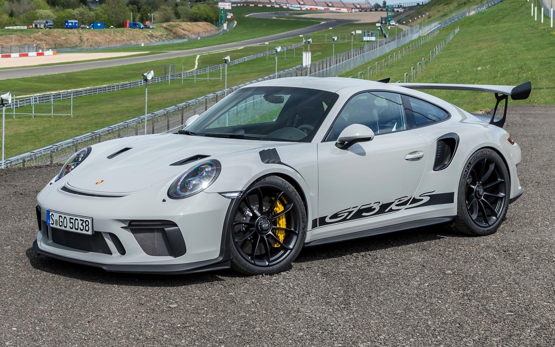2018 Porsche 911 Gt3 Rs Hintergrundbilder Und Wallpaper In Hd Car Pixel