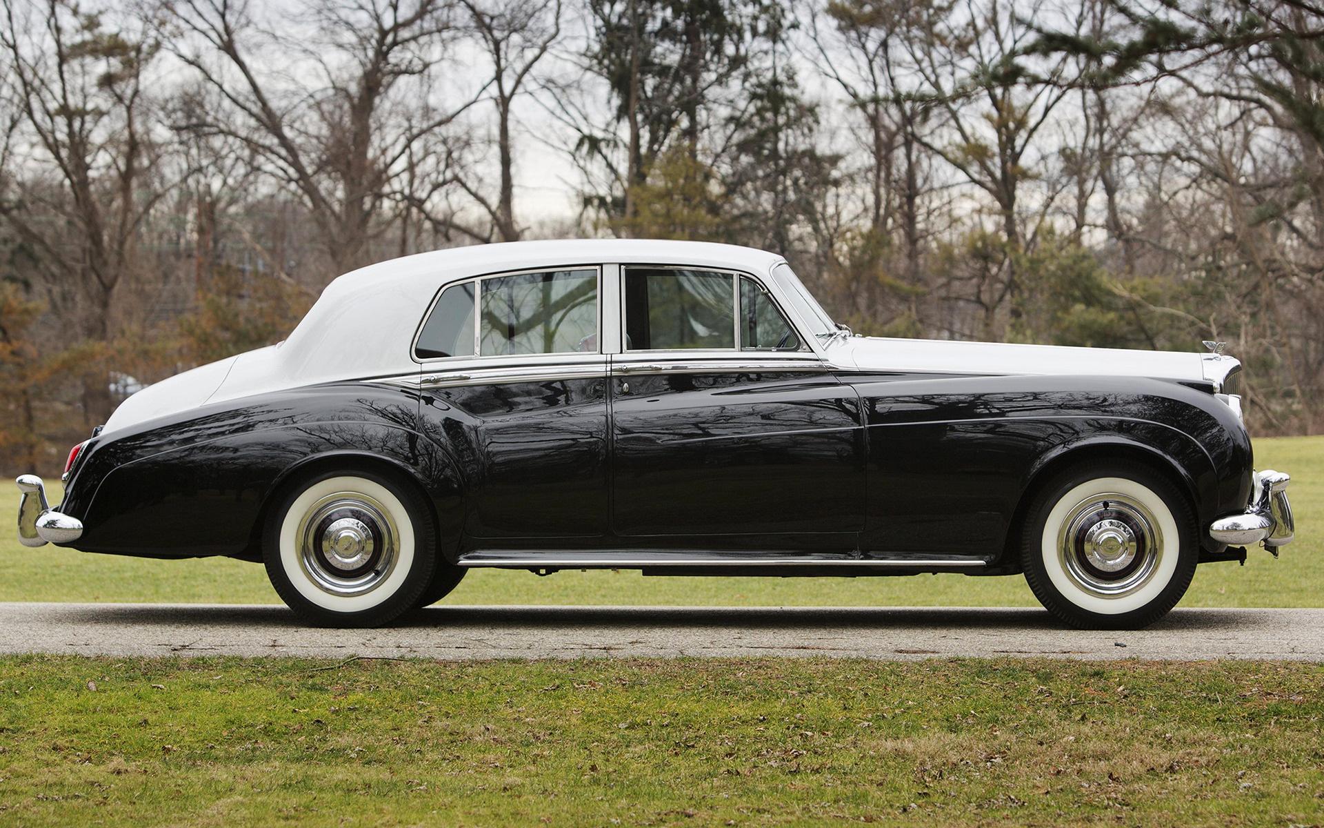 1955 bentley s1