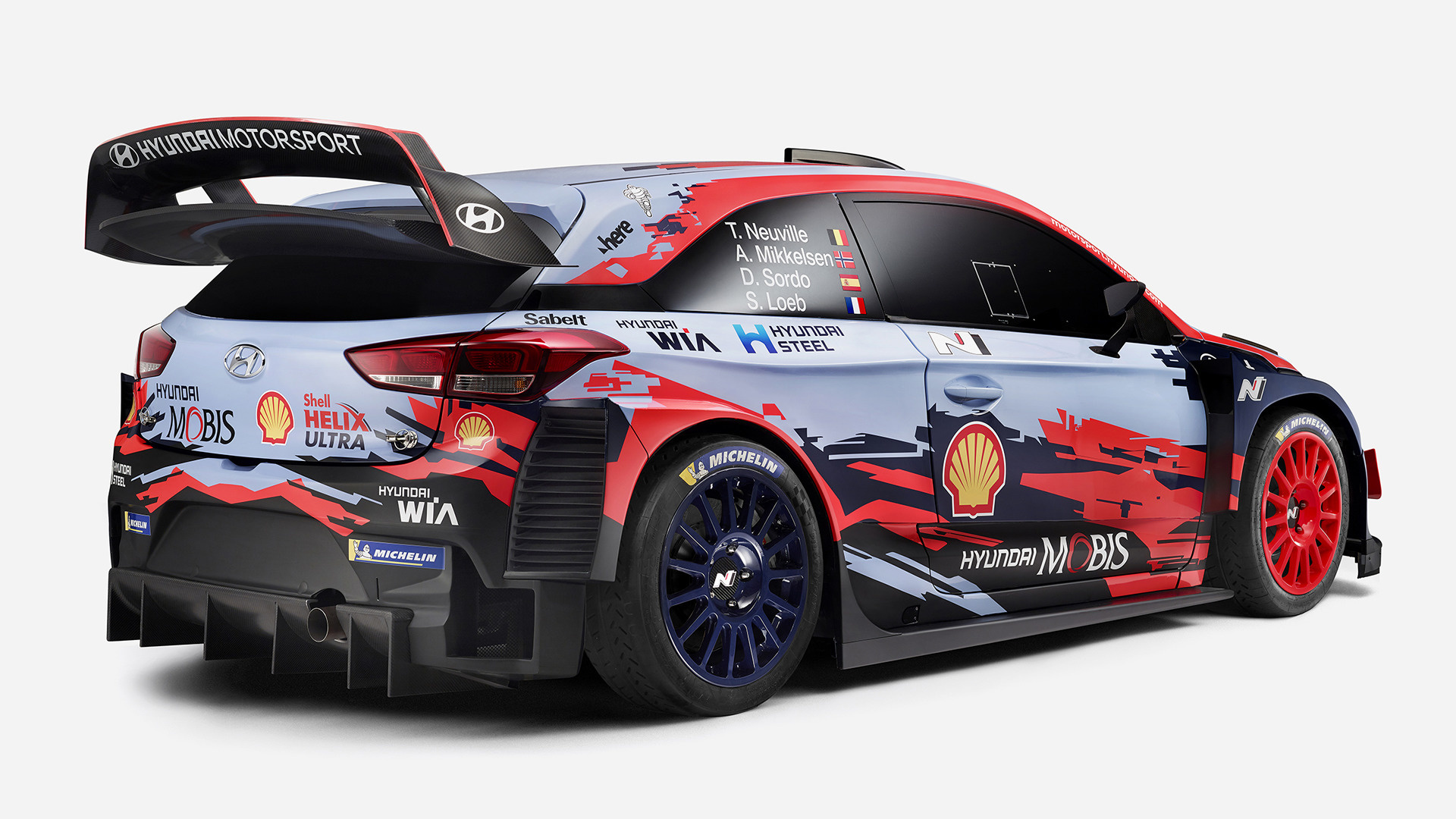 2019 Hyundai i20 Coupe WRC - Wallpapers and HD Images ...