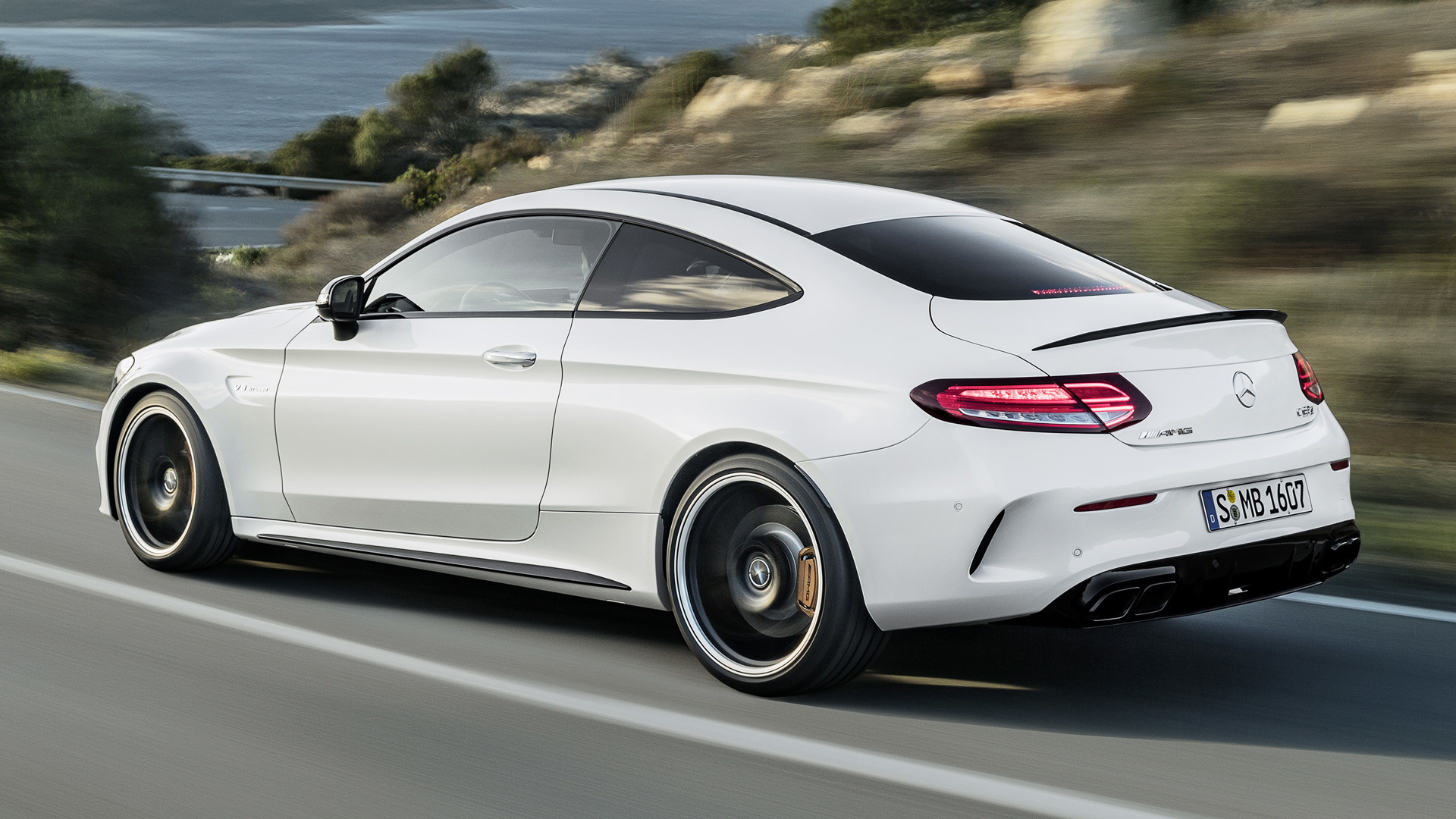2019 Ram Hd >> Mercedes-AMG C 63 S Coupe (2018) Wallpapers and HD Images - Car Pixel