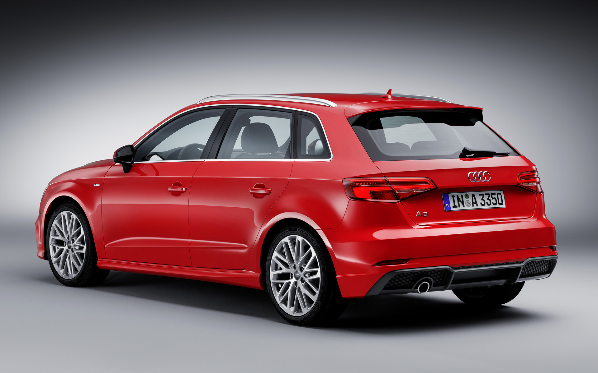 audi a3 sportback s line 2016 wallpapers and hd images car pixel. Black Bedroom Furniture Sets. Home Design Ideas