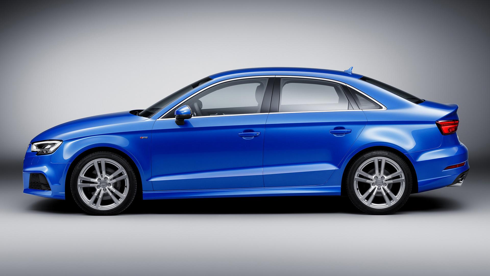 Audi A3 Sedan >> 2016 Audi A3 Sedan S line - Wallpapers and HD Images   Car ...