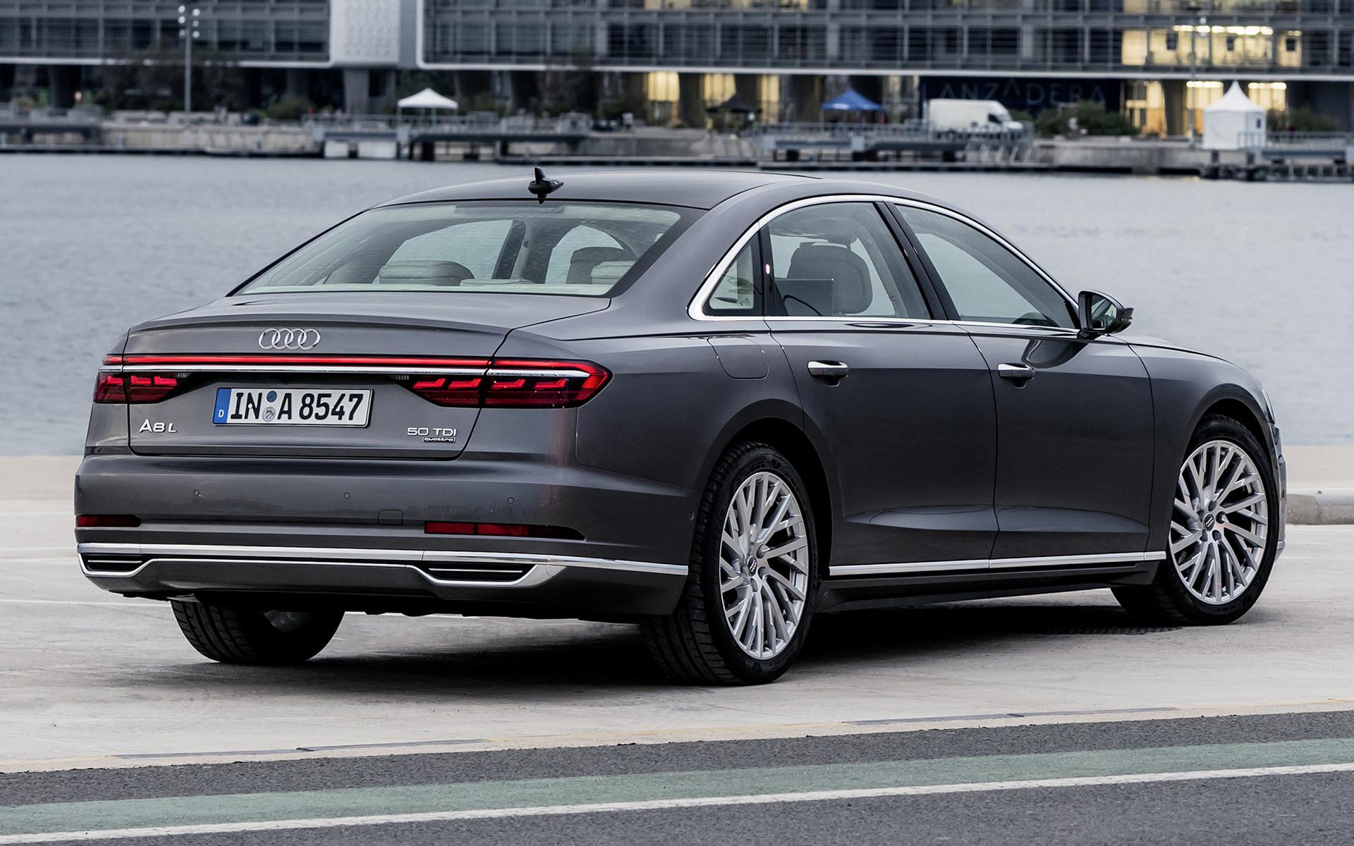 Wide 8 5 Audi A8 L 2017