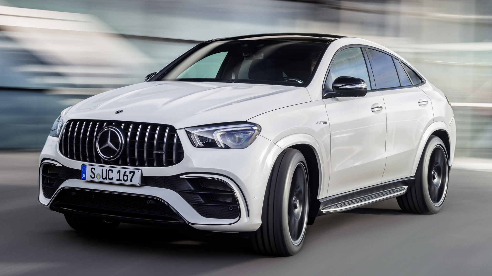 2020 Mercedes Amg Gle 63 S Coupe Wallpapers And Hd Images Car Pixel