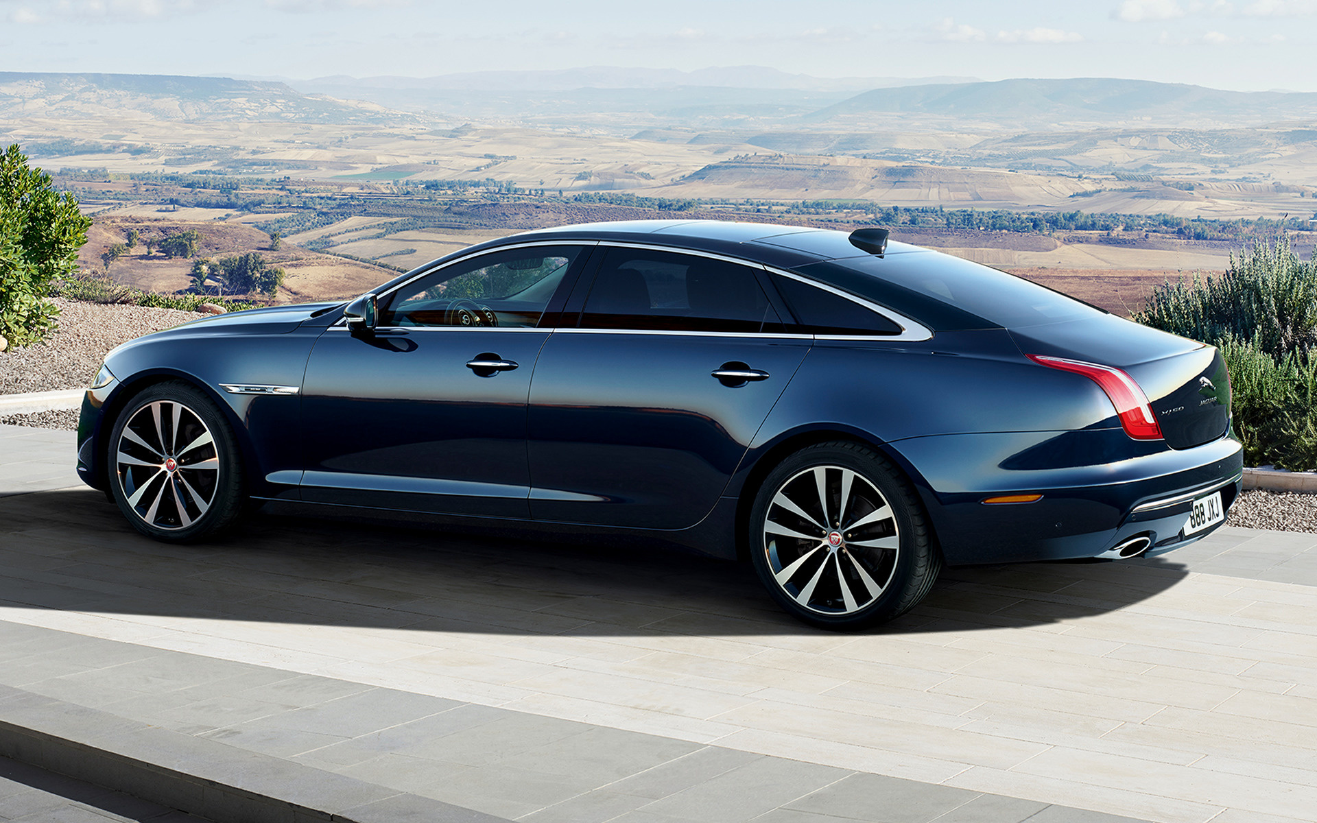 2018 Jaguar XJ50 [LWB] - Wallpapers and HD Images | Car Pixel