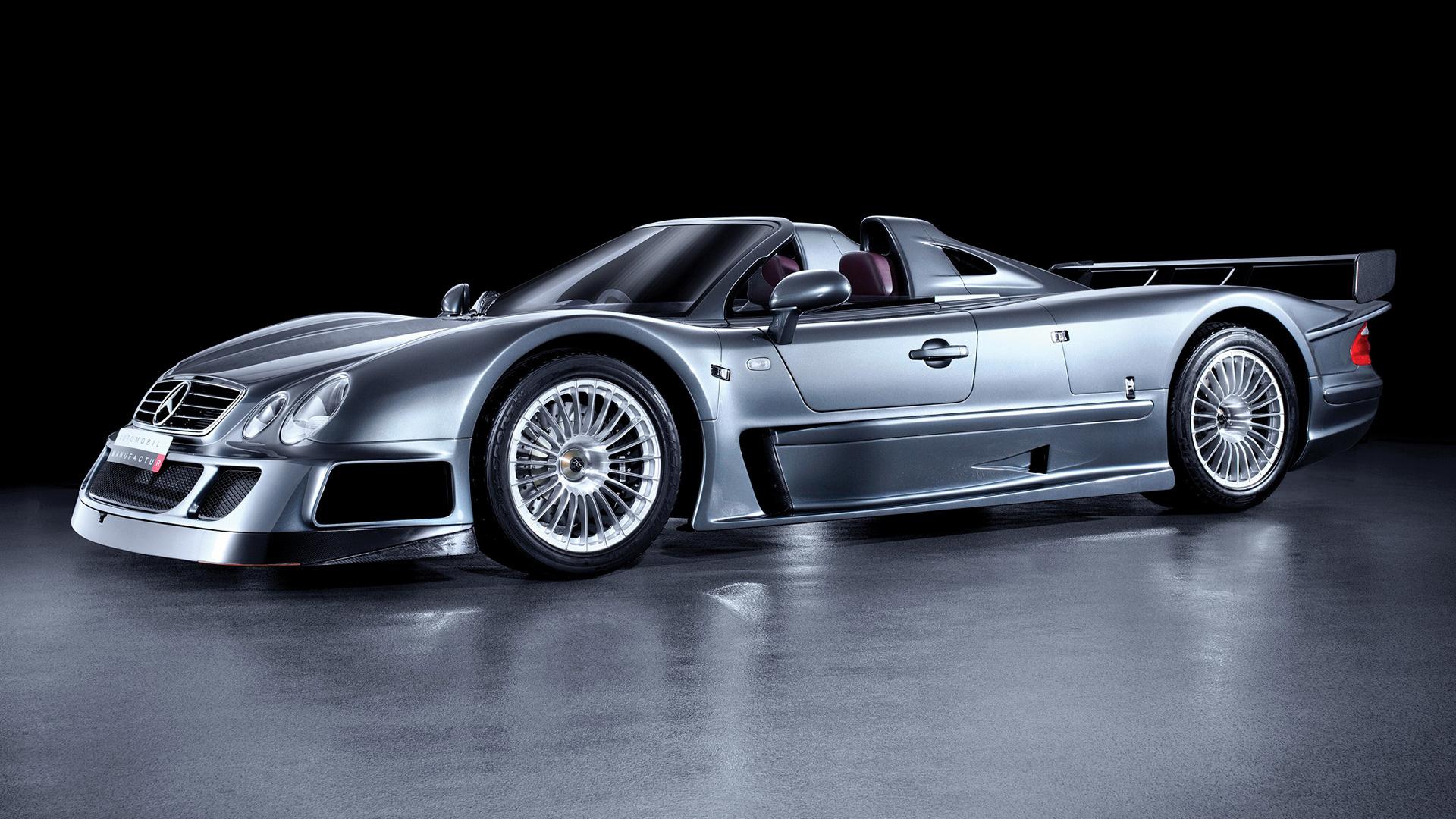 2006 Mercedes-Benz CLK GTR Roadster RHD - Wallpapers and ...