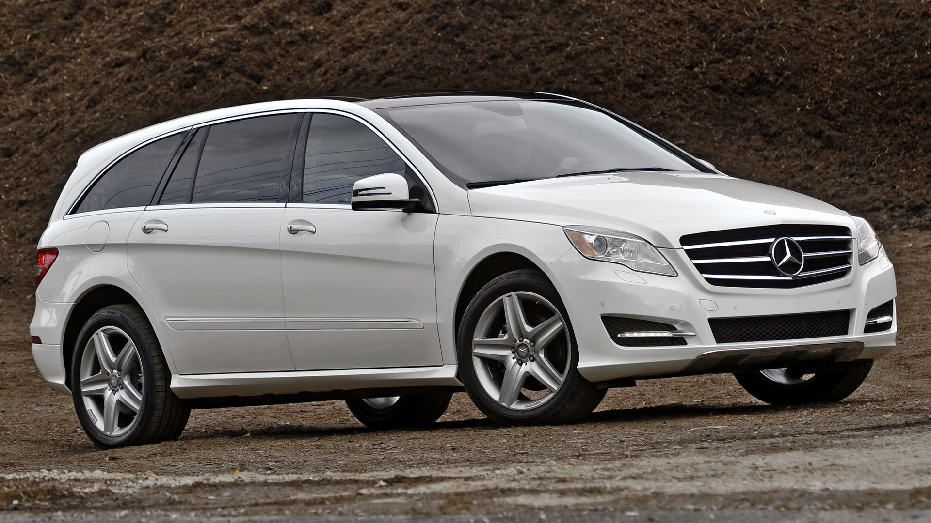 Mercedes benz r class long 2011 us wallpapers and hd for 2006 mercedes benz r350 recalls
