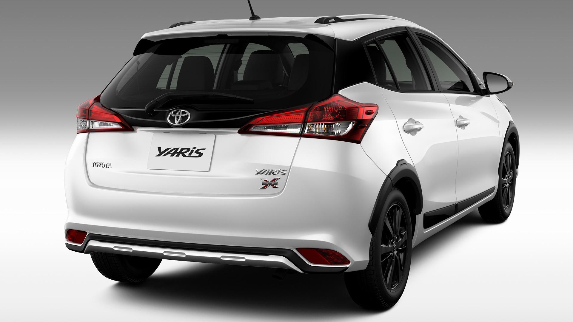2018 Toyota Yaris X-Way [5-door] (BR) - Wallpapers and HD ...