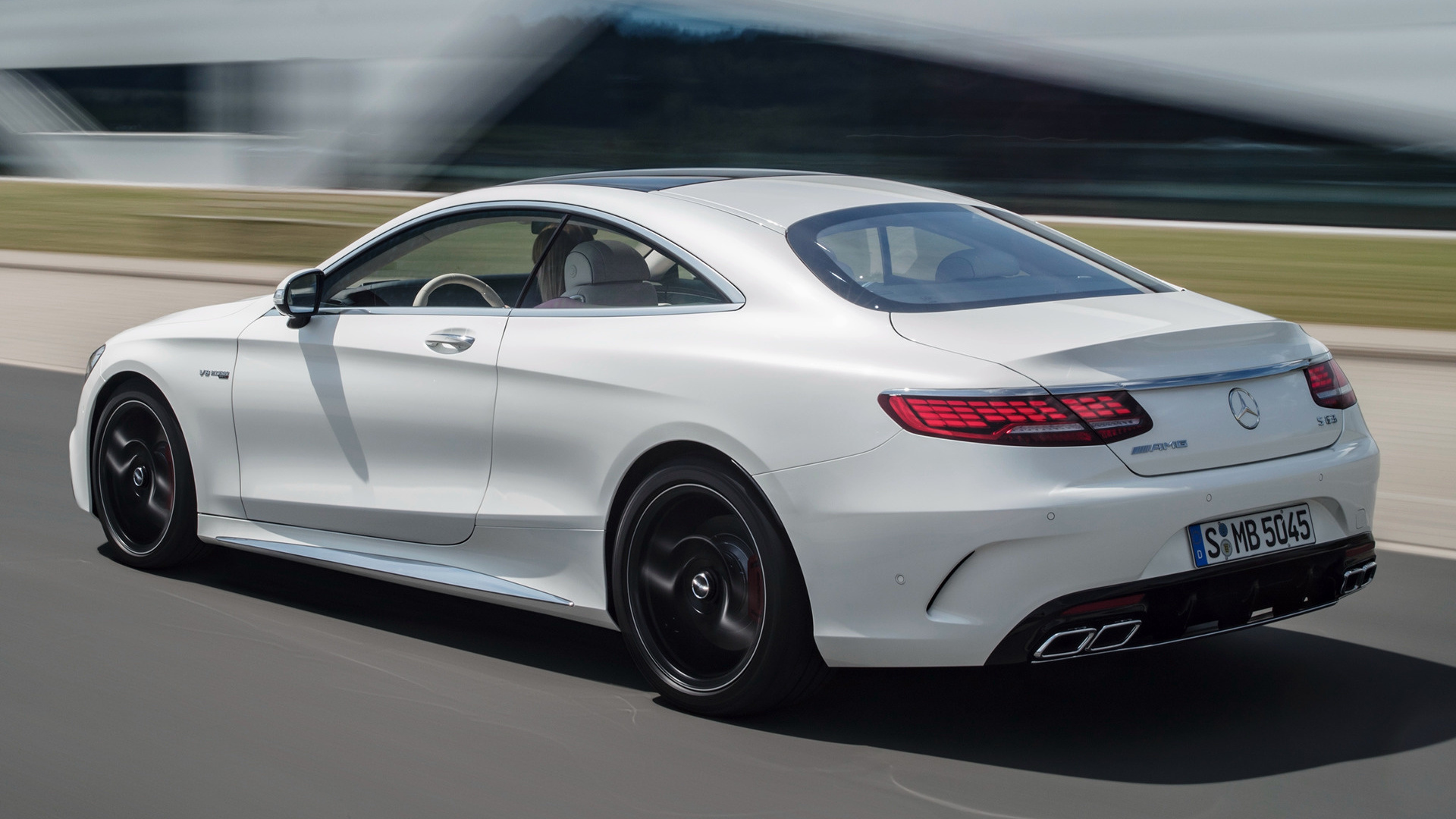 Mercedes C Class Coupe >> 2018 Mercedes-AMG S 63 Coupe - Wallpapers and HD Images ...