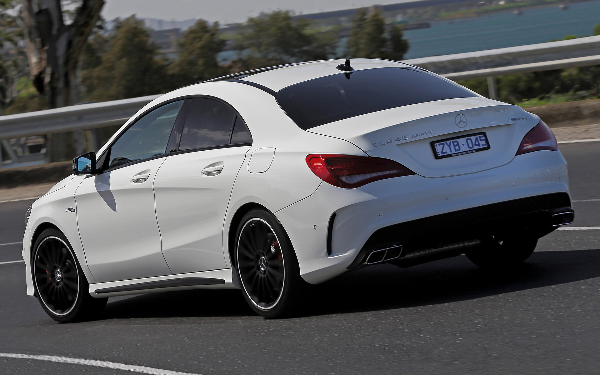 2013 Mercedes-Benz CLA 45 AMG (AU) - Wallpapers and HD ...
