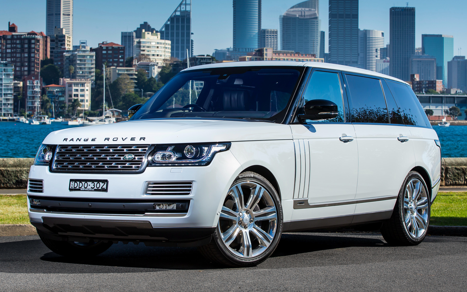 2016 Range Rover SVAutobiography [LWB] (AU) - Wallpapers ...