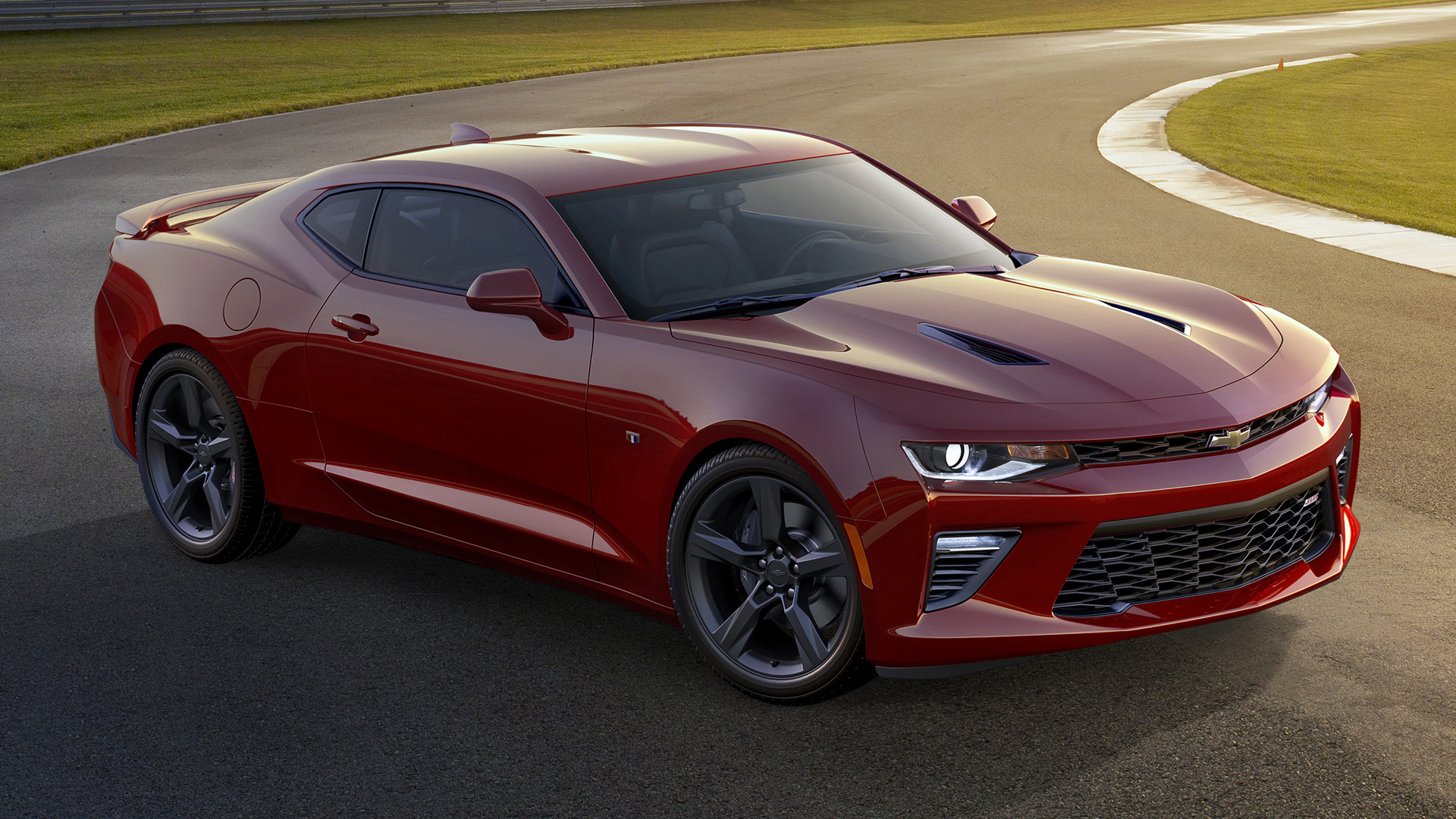 Camaro 2018 Ss >> Chevrolet Camaro SS (2016) Wallpapers and HD Images - Car Pixel