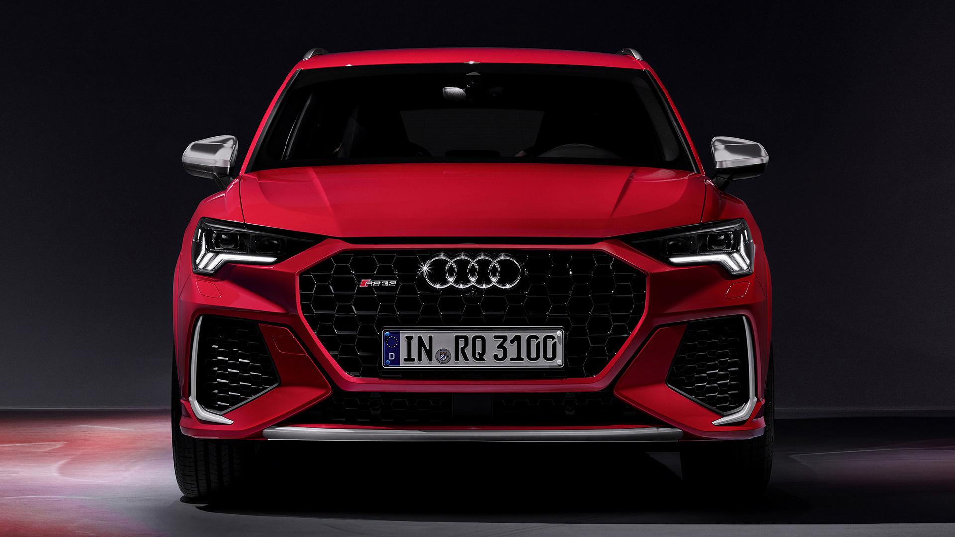 2019 Audi Rs Q3 Fondos De Pantalla E Imágenes En Hd Car